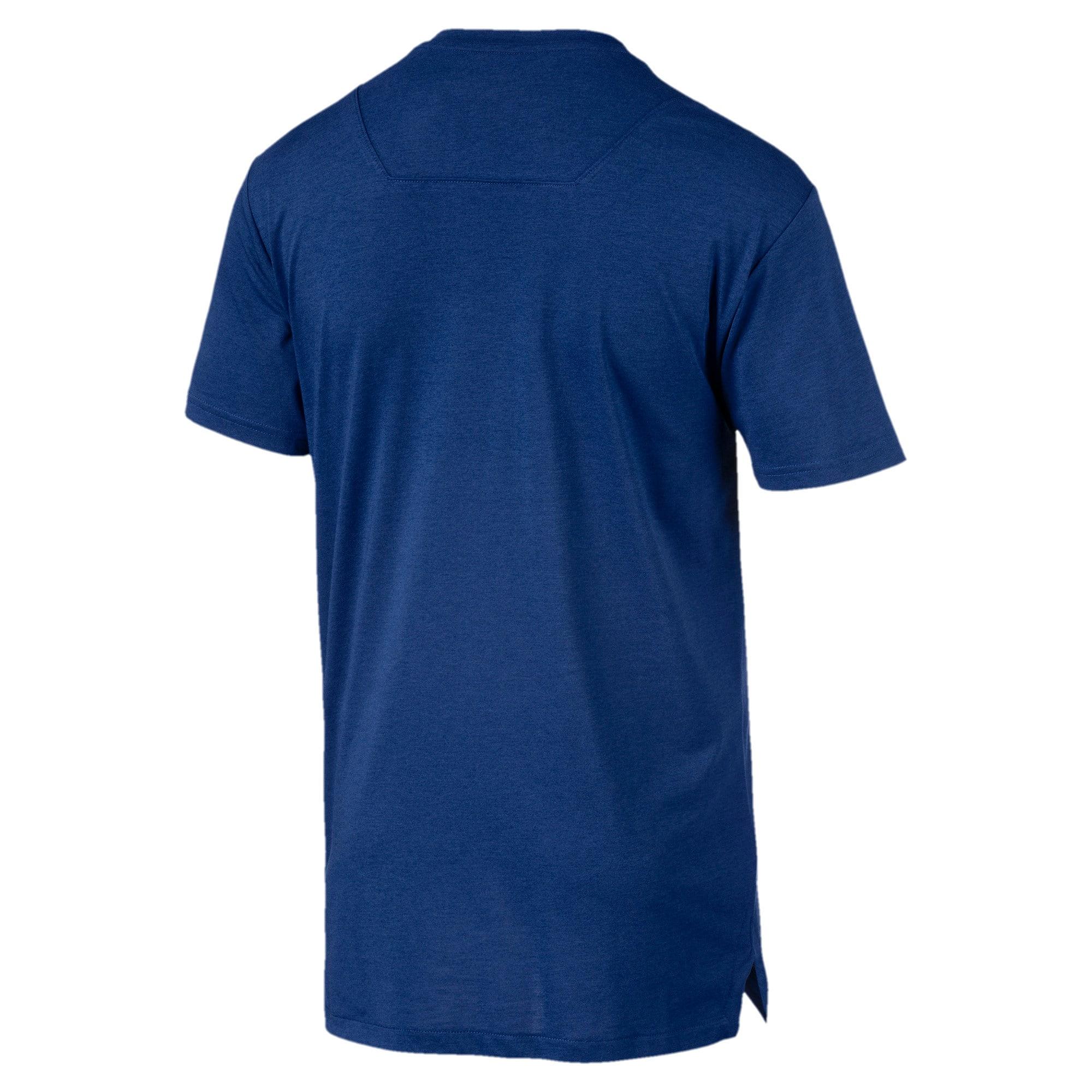 Thumbnail 5 of Energy Triblend Graphic Men's Running Tee, Sodalite Blue, medium-IND