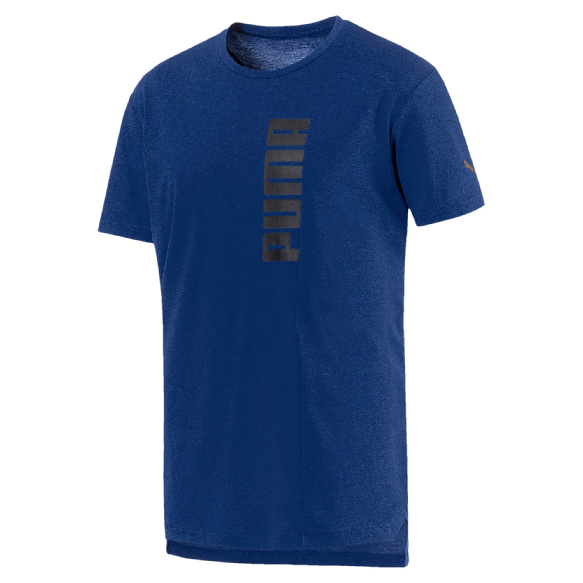 Thumbnail 4 of Energy Triblend Graphic Men's Running Tee, Sodalite Blue, medium-IND