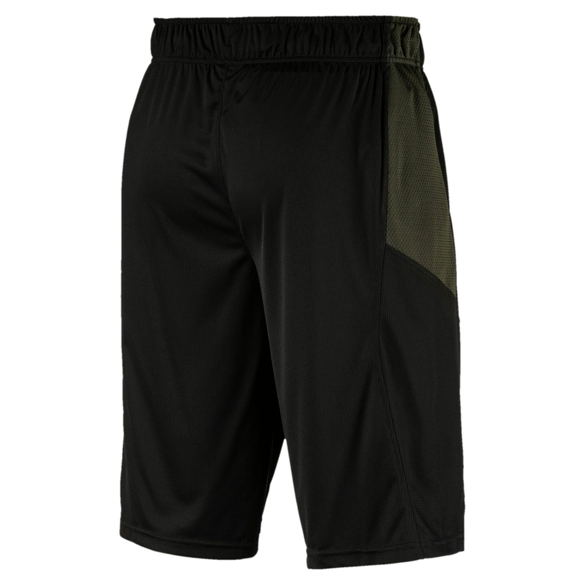 "Thumbnail 5 of Energy 11"" Men's Running Shorts, Puma Black-Forest Night, medium-IND"