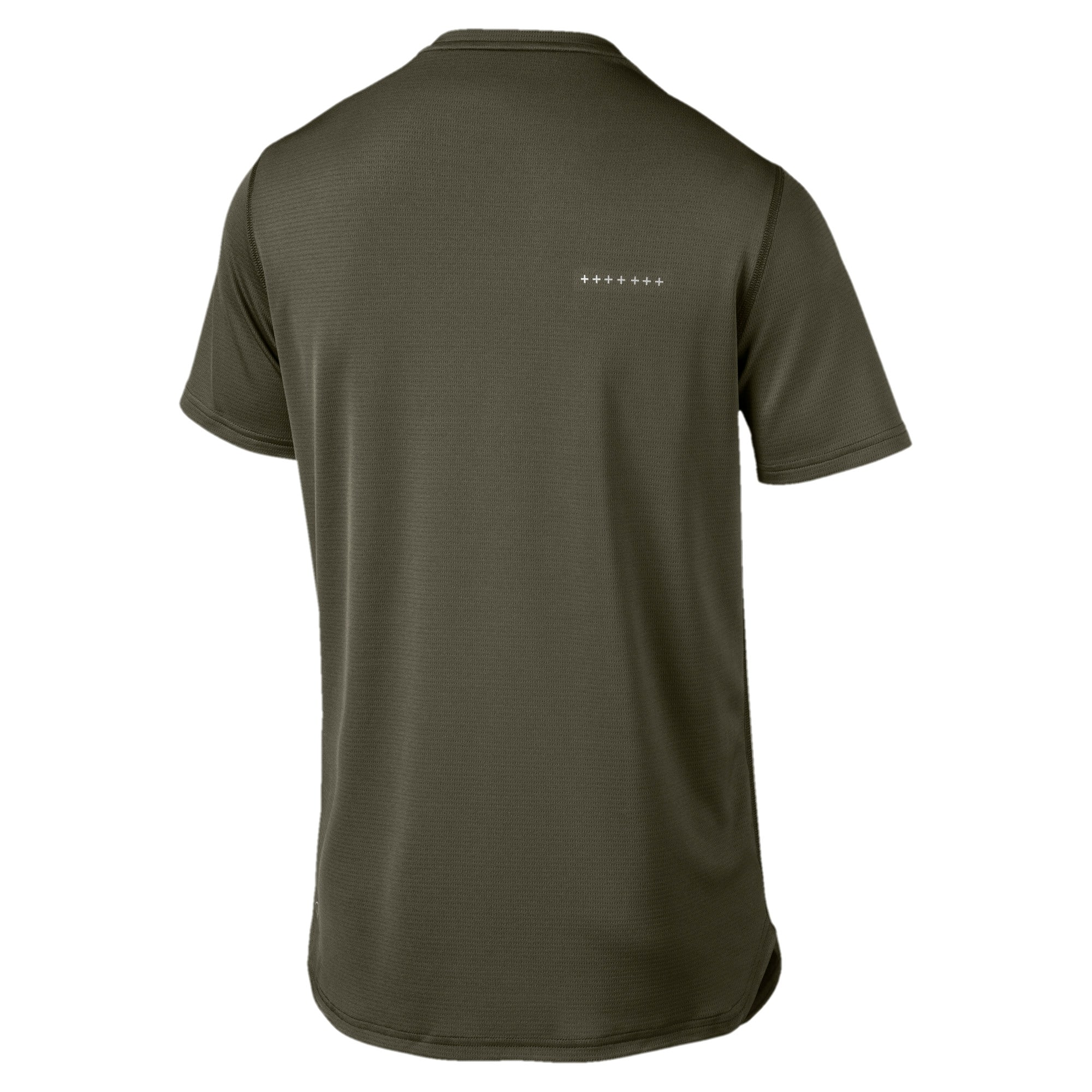 Thumbnail 5 of IGNITE Short Sleeve Men's Running Tee, Forest Night-Iron Gate, medium-IND