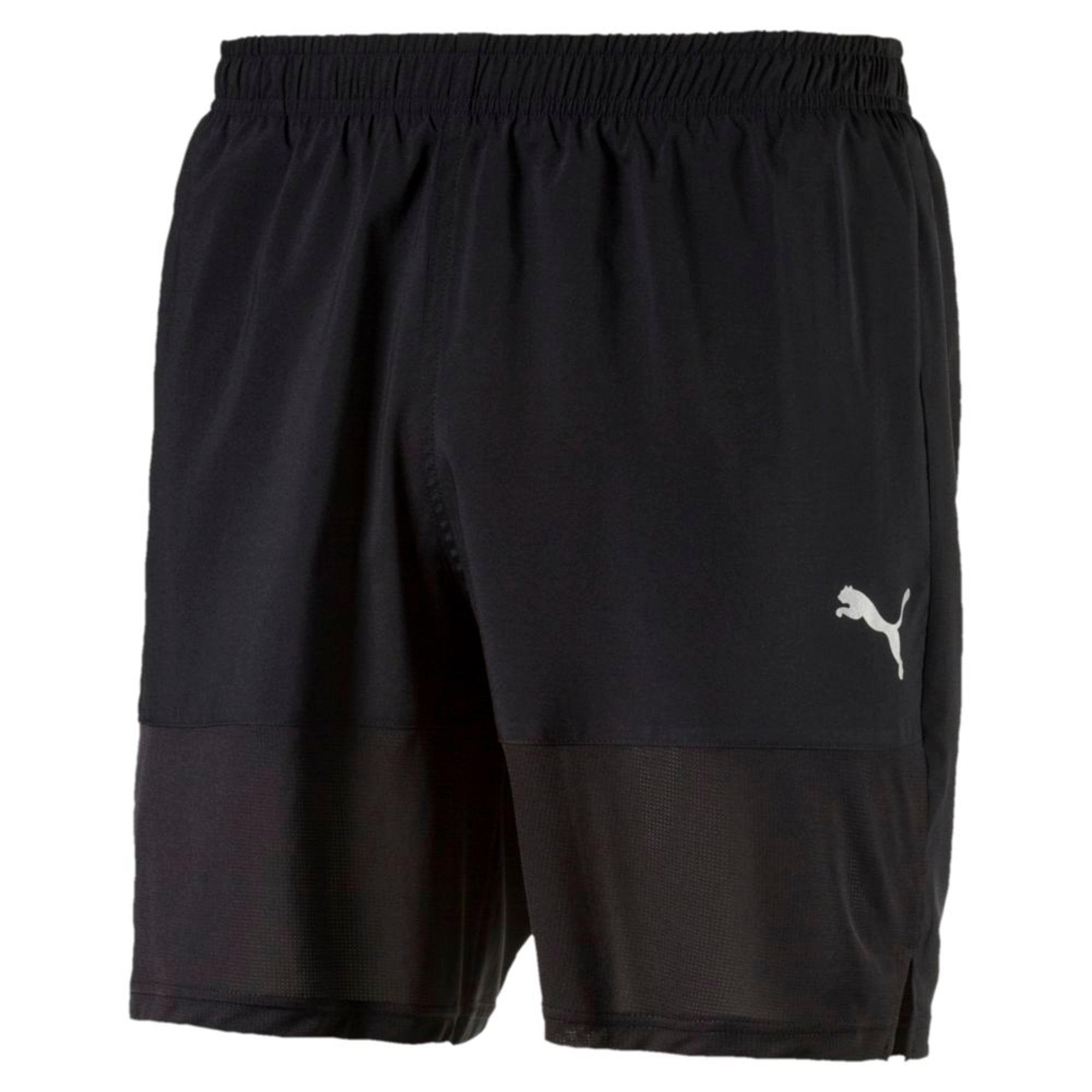 "Thumbnail 3 of Ignite 7"" Men's Running Shorts, Puma Black, medium-IND"