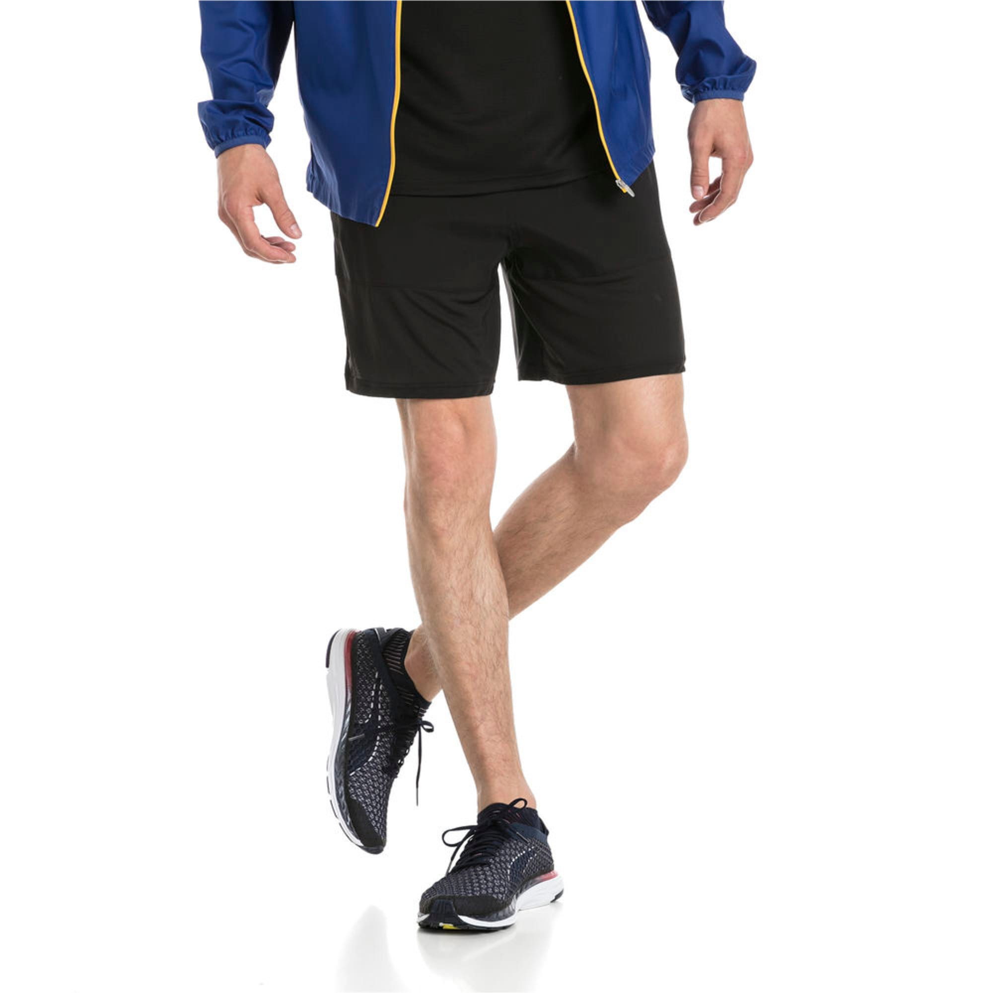 "Thumbnail 1 of Ignite 7"" Men's Running Shorts, Puma Black, medium-IND"