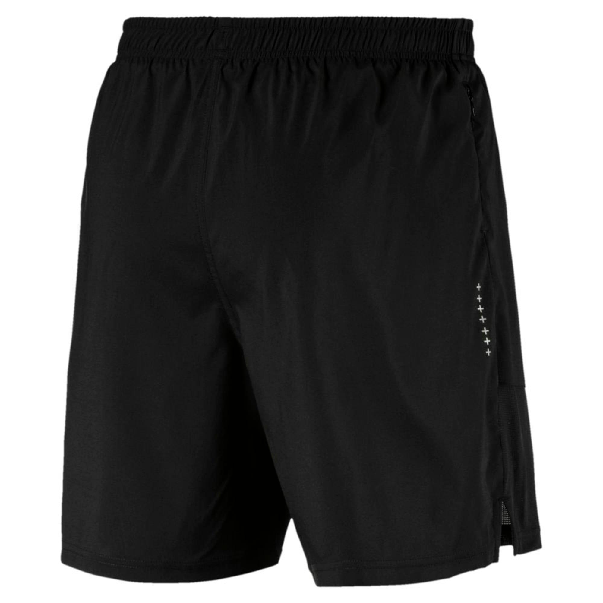 "Thumbnail 2 of Ignite 7"" Men's Running Shorts, Puma Black, medium-IND"
