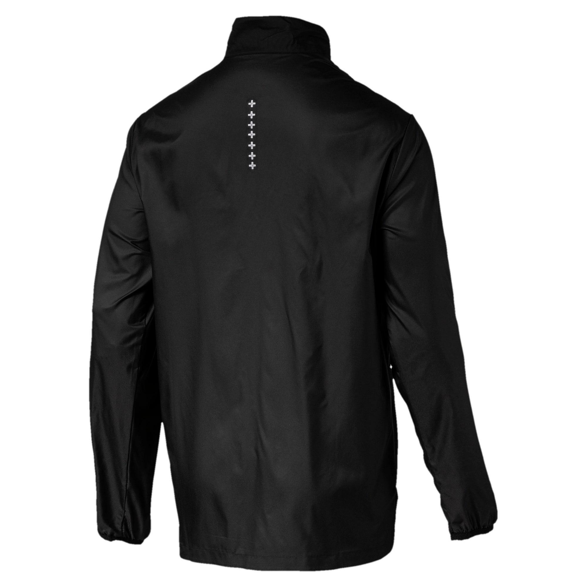 Thumbnail 5 of Running Men's IGNITE Jacket, Puma Black--black, medium-IND
