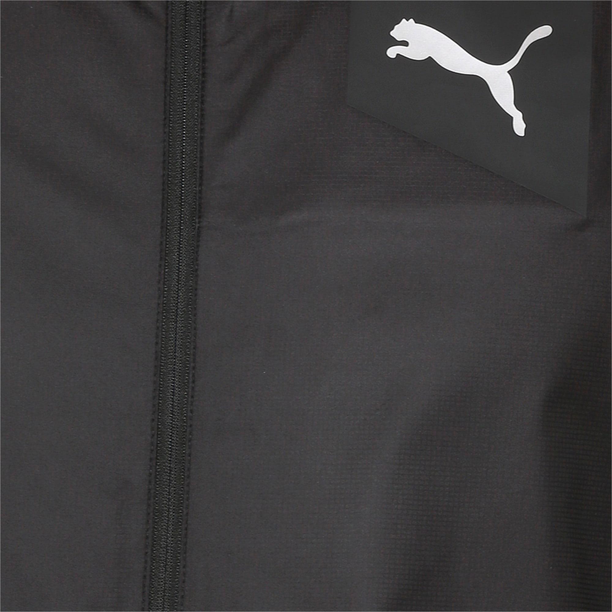 Thumbnail 6 of Running Men's IGNITE Jacket, Puma Black--black, medium-IND