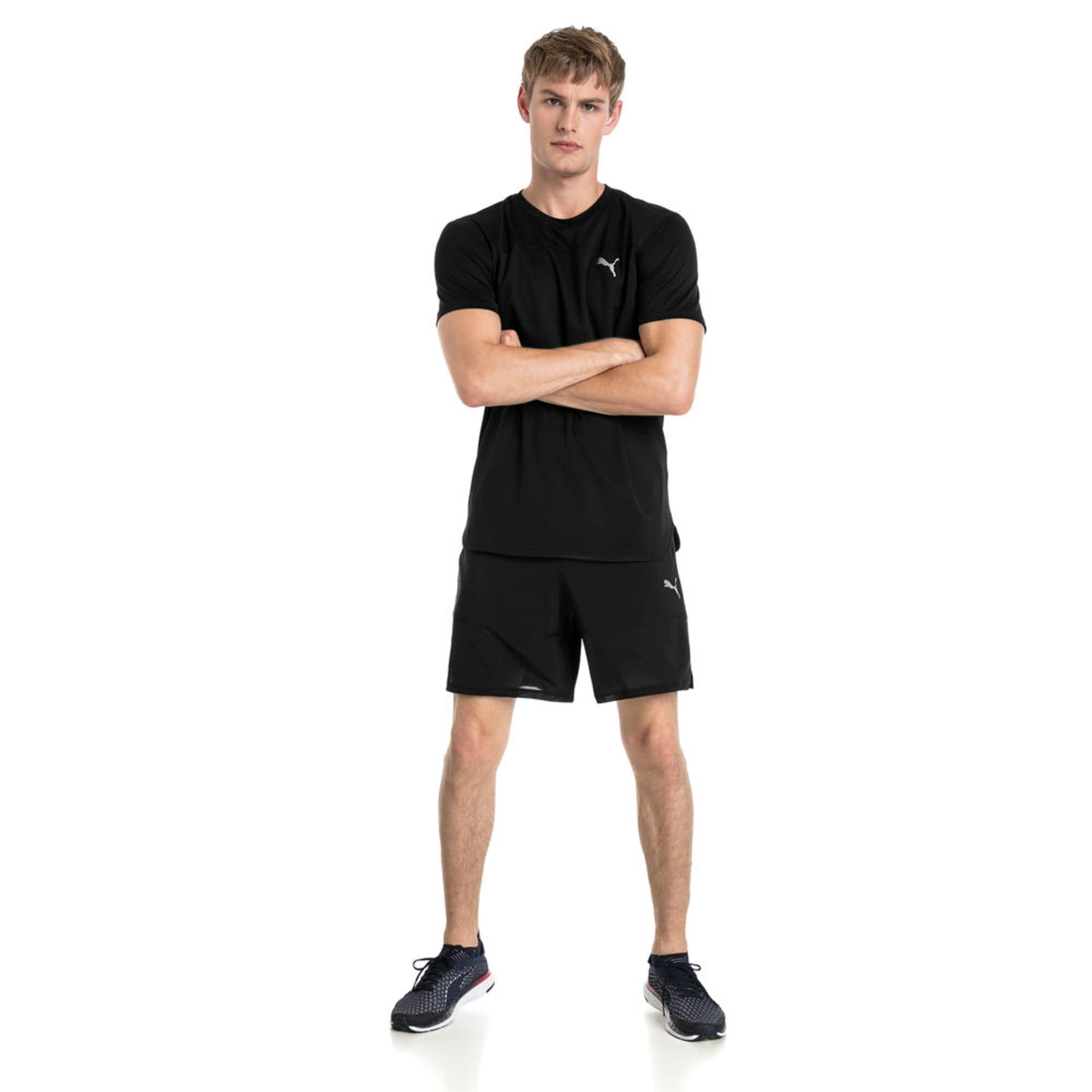 Thumbnail 1 of Running Men's IGNITE Mono T-Shirt, Puma Black, medium-IND