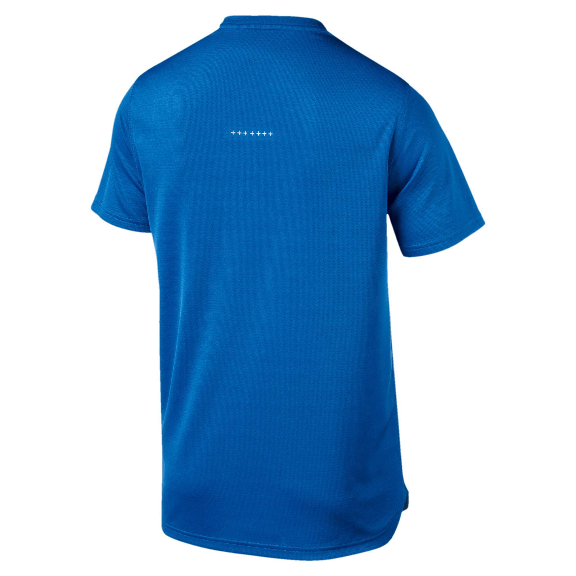 Thumbnail 3 of Running Men's IGNITE Mono T-Shirt, Strong Blue, medium-IND