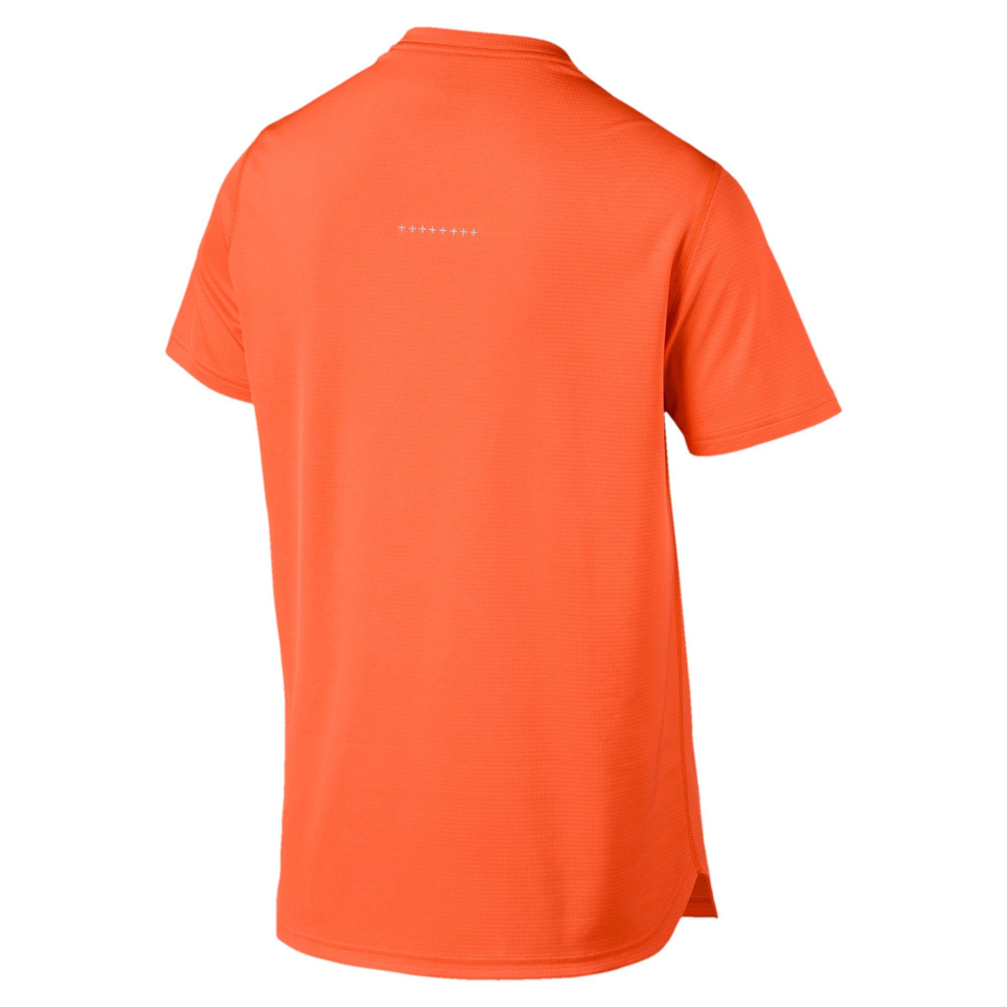 Thumbnail 5 of Running Men's IGNITE Mono T-Shirt, Firecracker, medium-IND