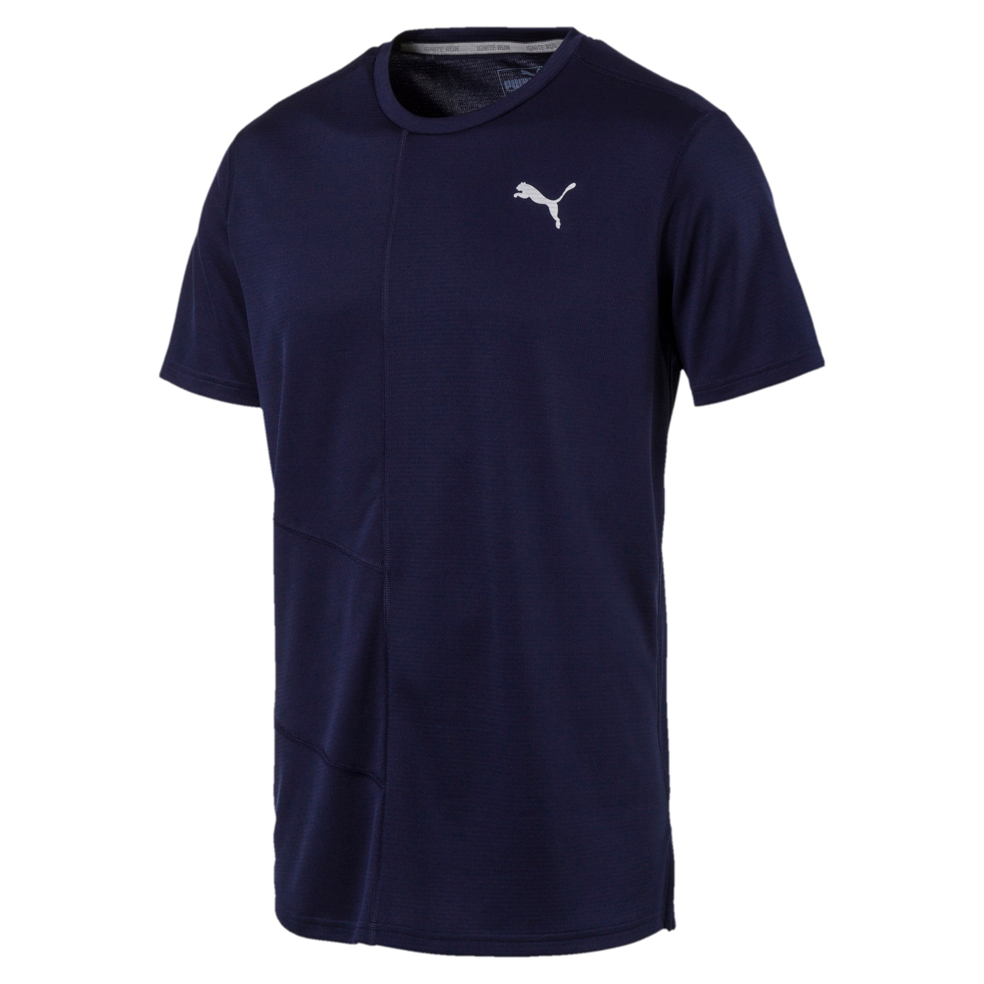 Thumbnail 4 of IGNITE Men's Running T-Shirt, Peacoat, medium