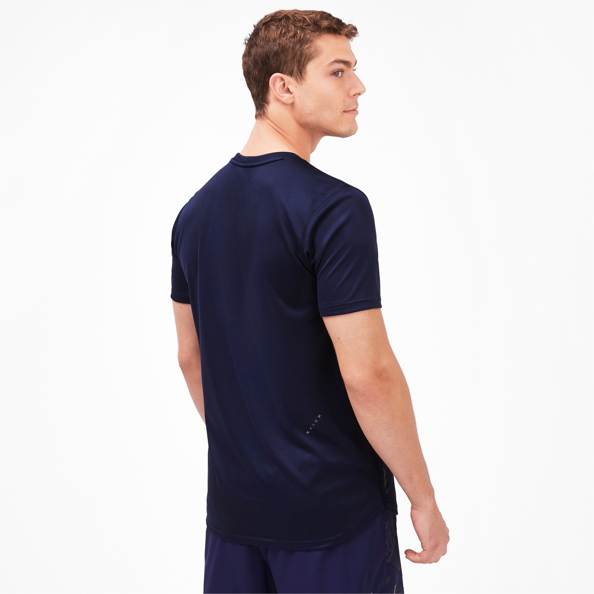 Thumbnail 2 of IGNITE Men's Running T-Shirt, Peacoat, medium