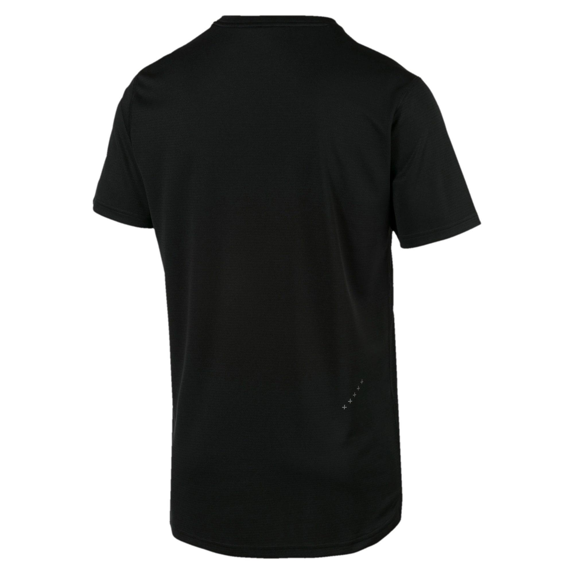 Thumbnail 5 of IGNITE hardloopshirt voor heren, Puma Black, medium