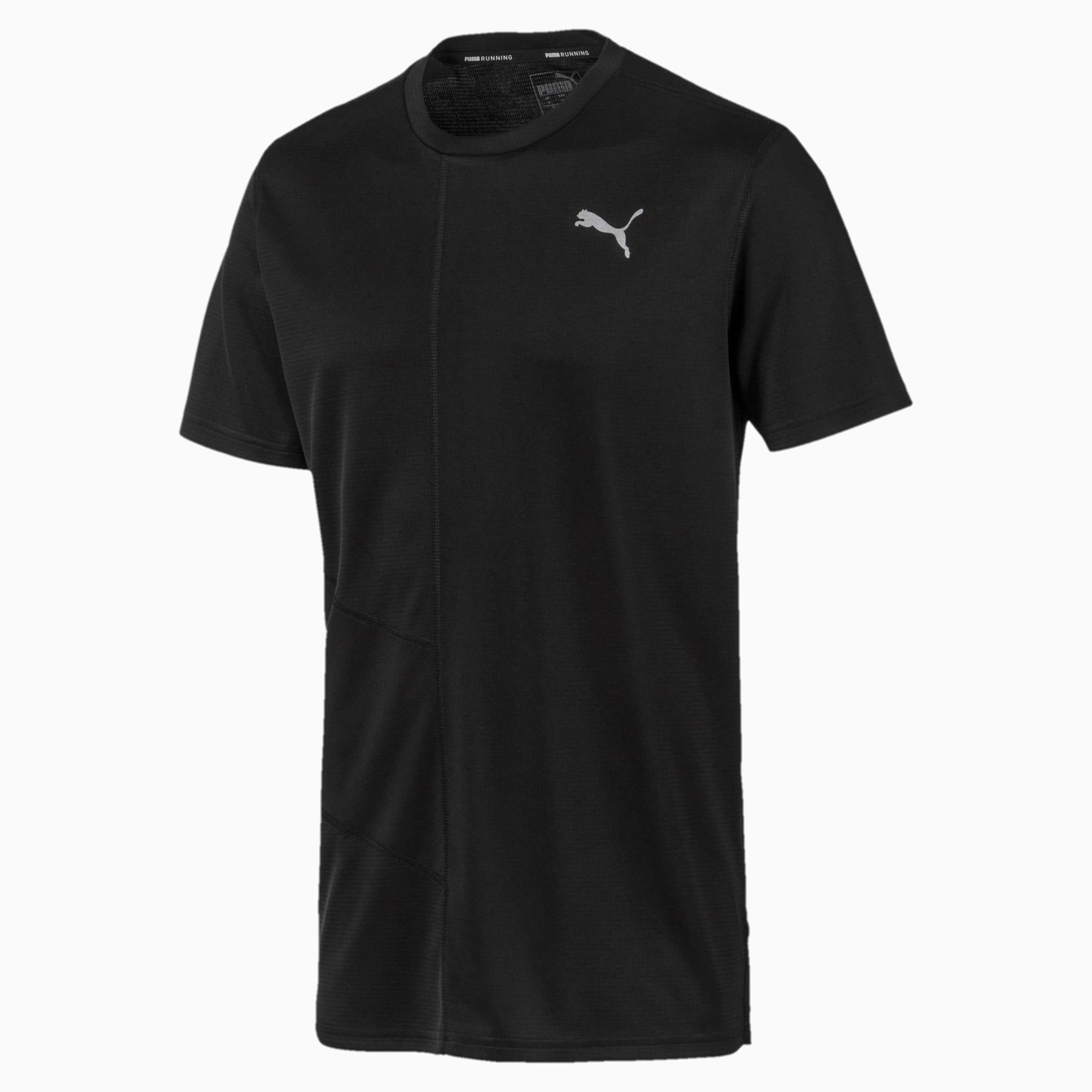 T shirt Running IGNITE uomo | Puma Black | PUMA Running