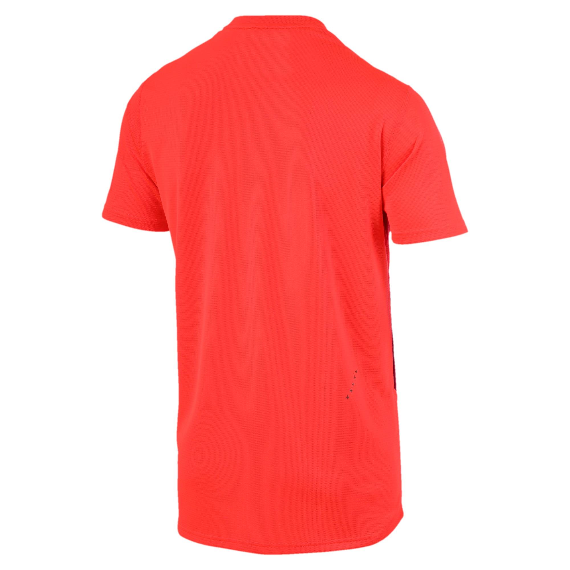 Thumbnail 5 van IGNITE hardloopshirt voor mannen, Nrgy Red-Rhubarb, medium