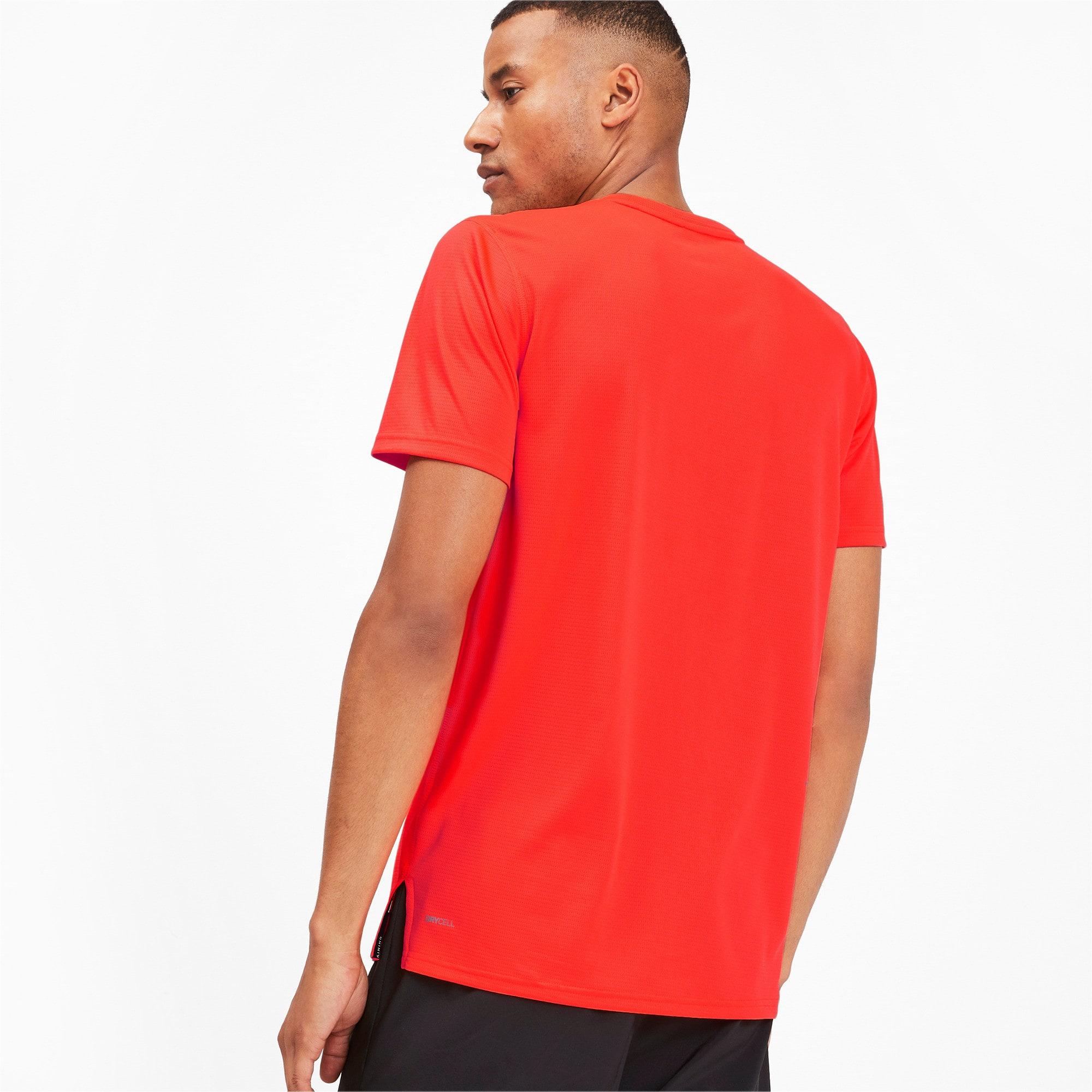 Thumbnail 2 van IGNITE hardloopshirt voor mannen, Nrgy Red-Rhubarb, medium