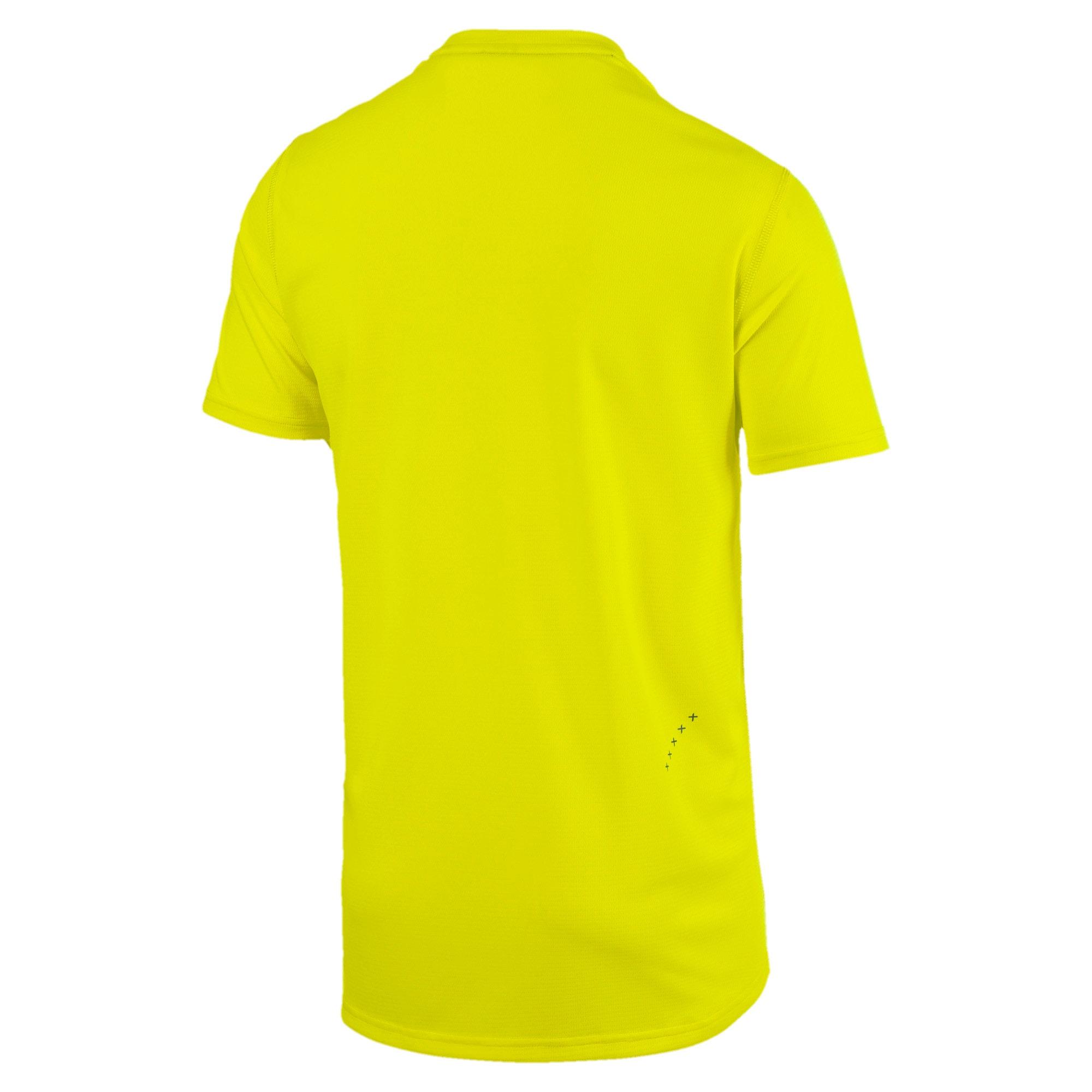 Thumbnail 5 van IGNITE hardloopshirt voor mannen, Yellow Alert, medium