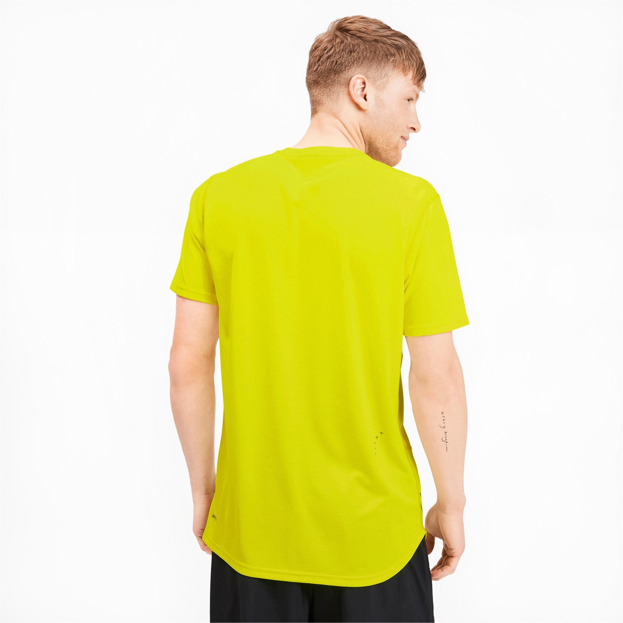 Thumbnail 2 van IGNITE hardloopshirt voor mannen, Yellow Alert, medium