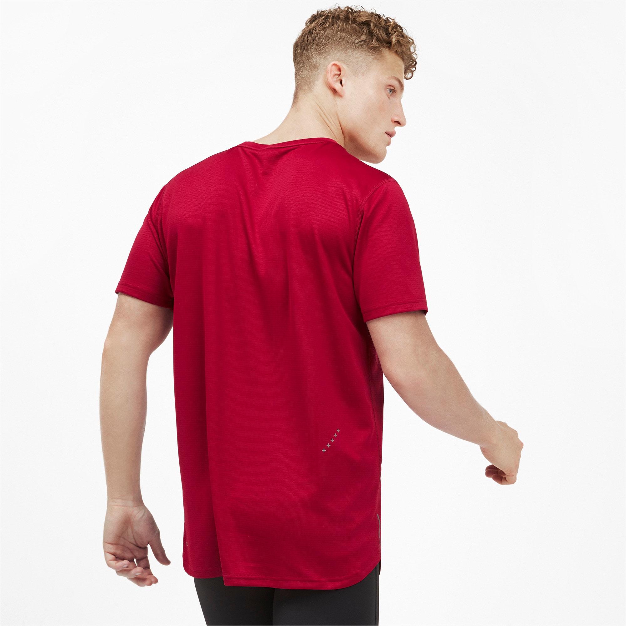 Thumbnail 2 van IGNITE hardloopshirt voor mannen, Rhubarb, medium