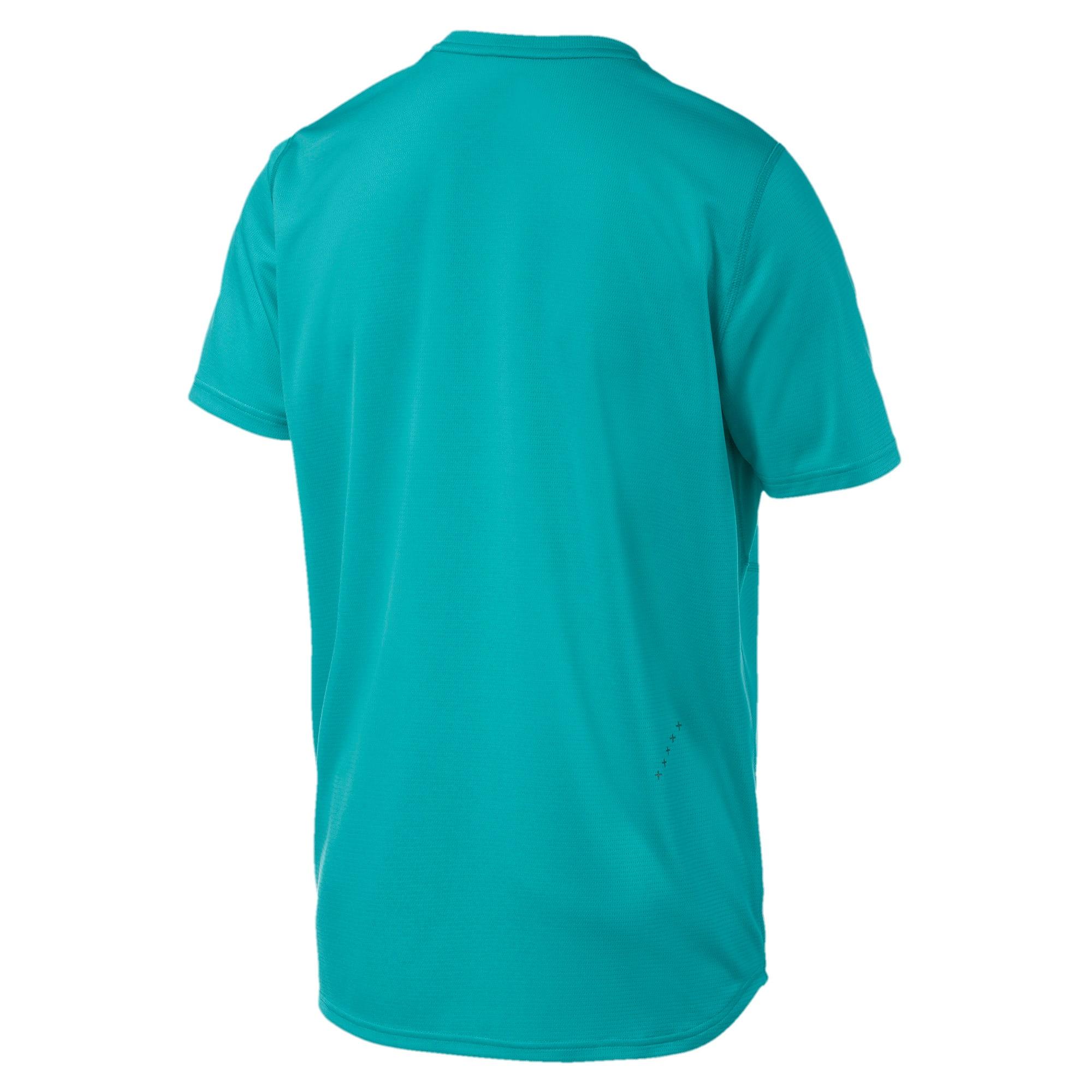 Thumbnail 5 of IGNITE Men's Running T-Shirt, Blue Turquoise, medium