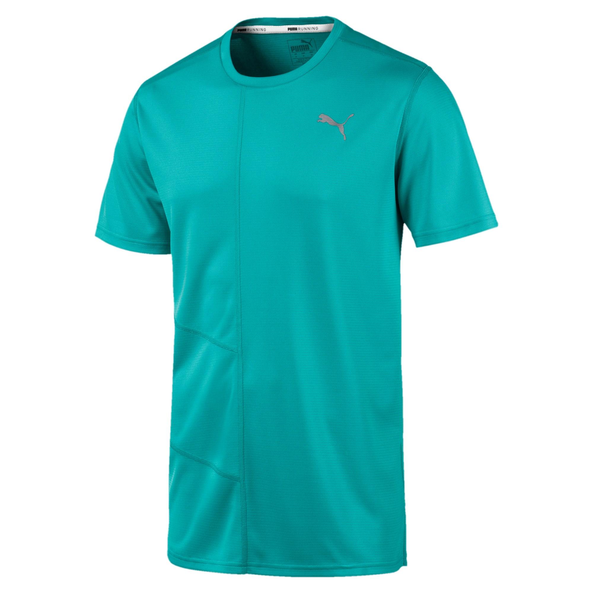 Thumbnail 4 of IGNITE Men's Running T-Shirt, Blue Turquoise, medium