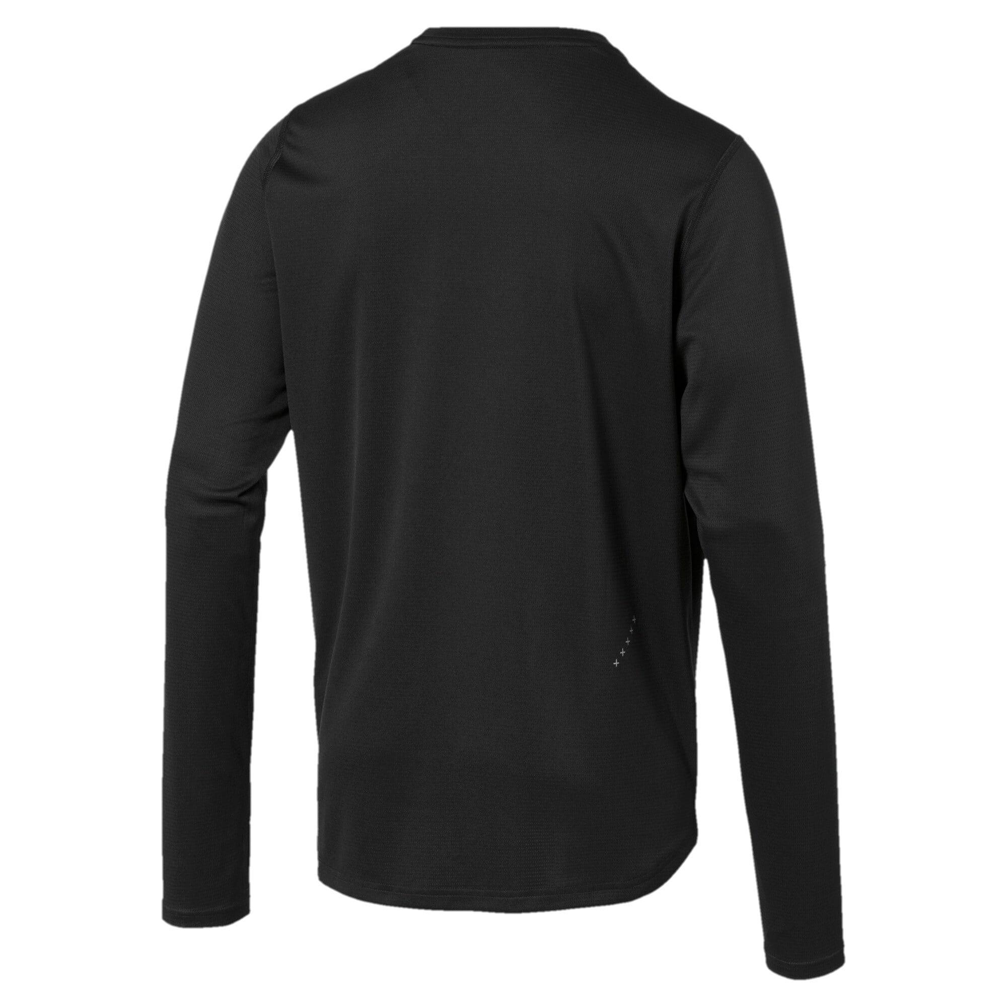 Thumbnail 5 van IGNITE T-shirt met lange mouwen voor mannen, Puma Black, medium