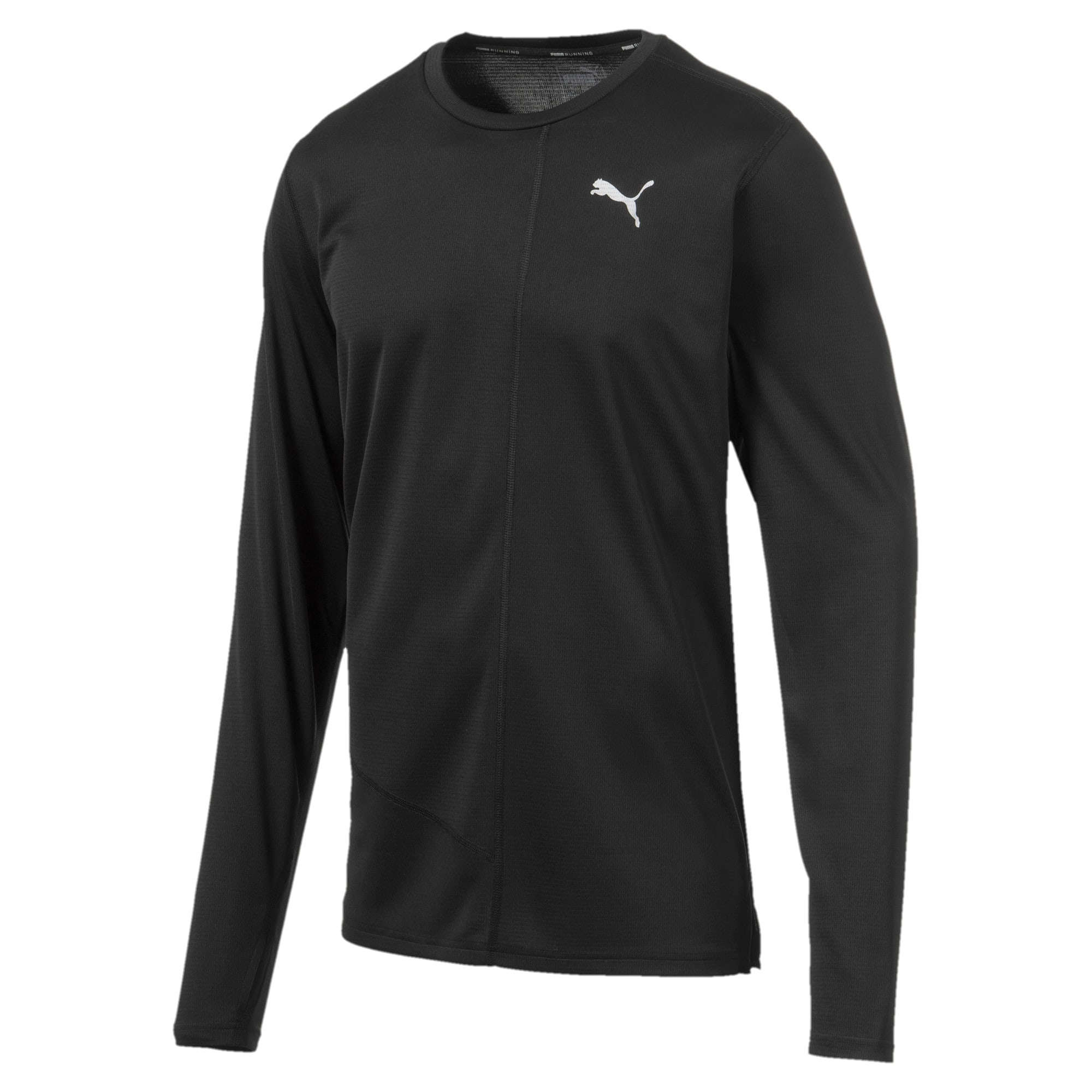 Thumbnail 4 van IGNITE T-shirt met lange mouwen voor mannen, Puma Black, medium
