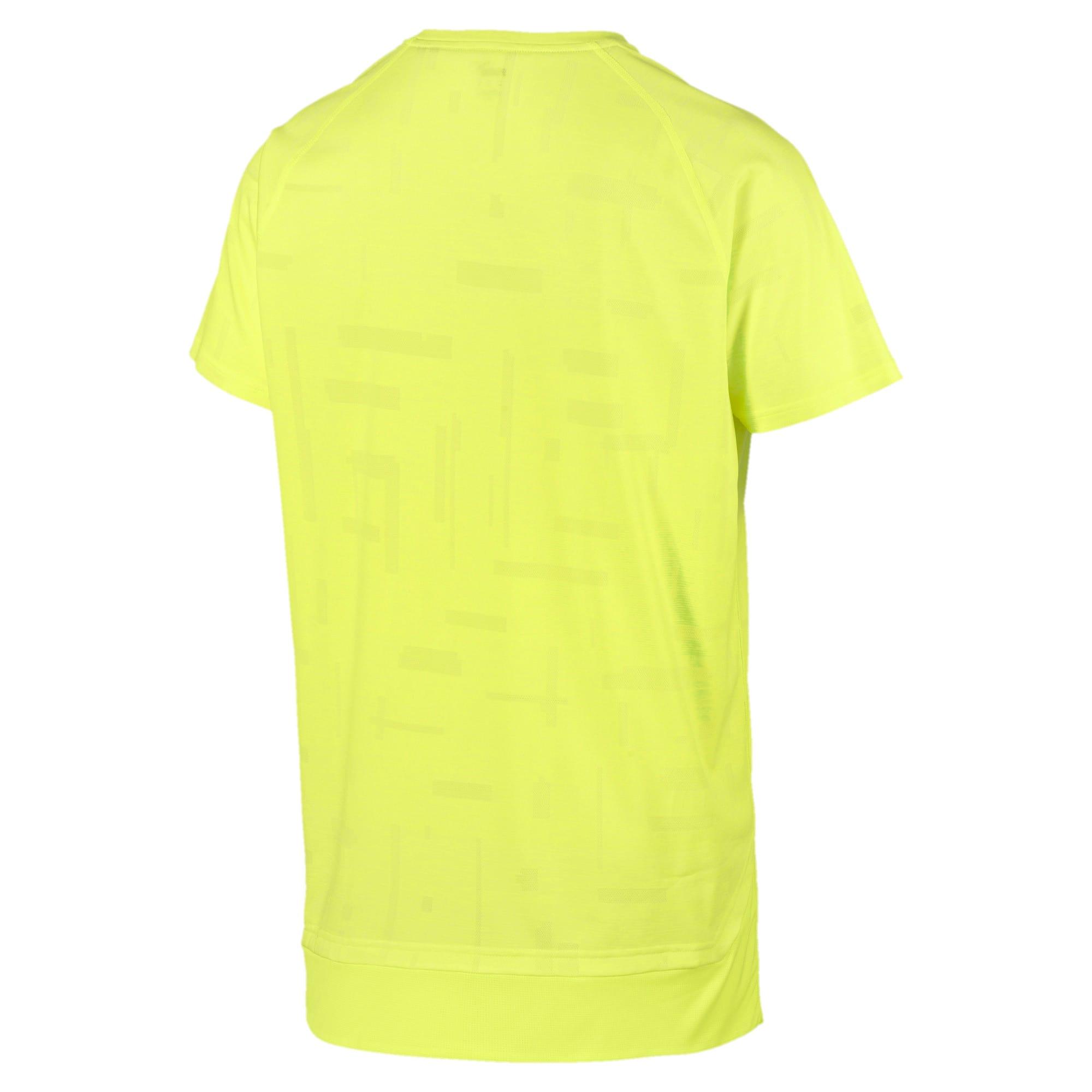 Thumbnail 5 of Energy Short Sleeve Tech Men's Training Tee, Fizzy Yellow, medium