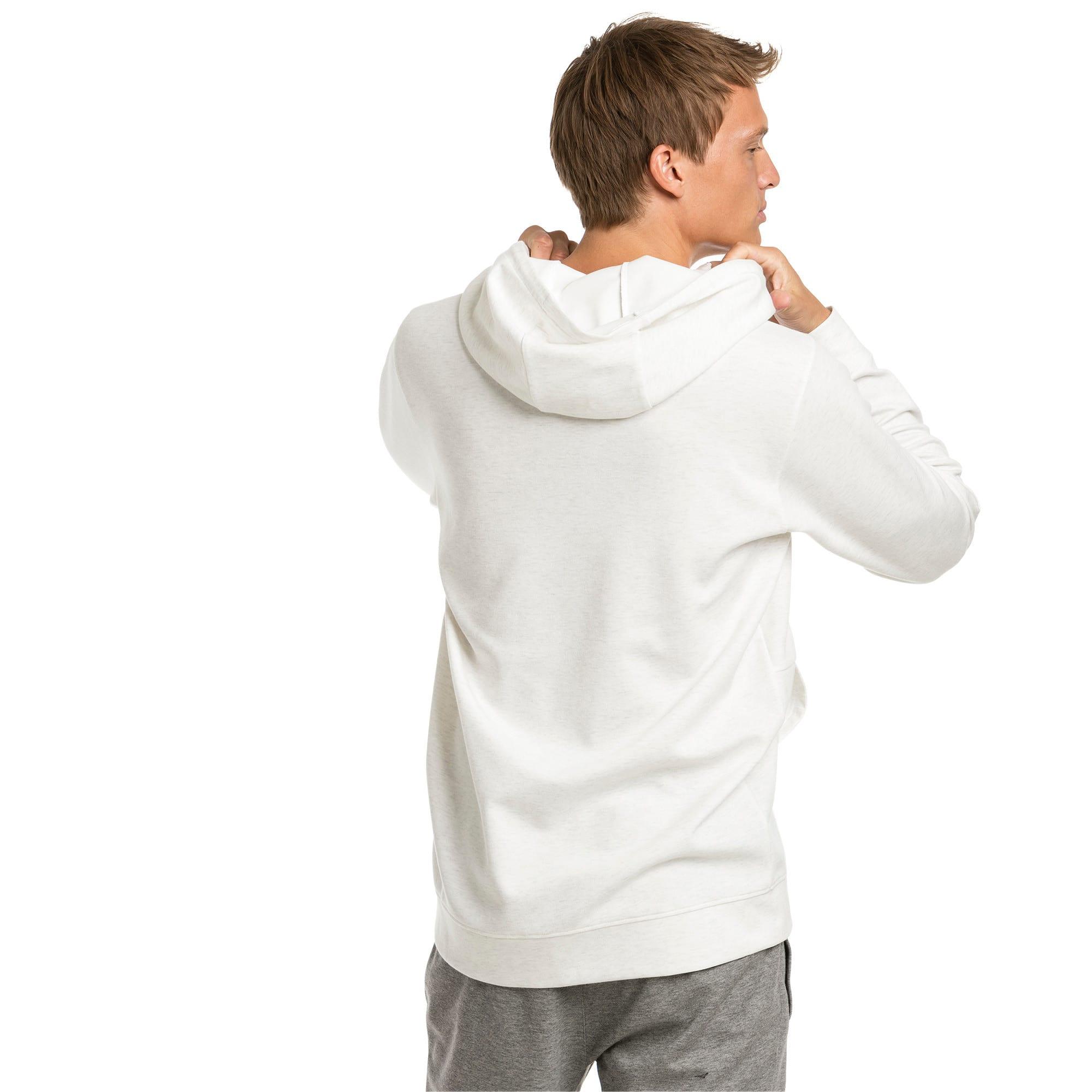 Thumbnail 2 of Energy Men's Jacket, Puma White-Heather, medium-IND
