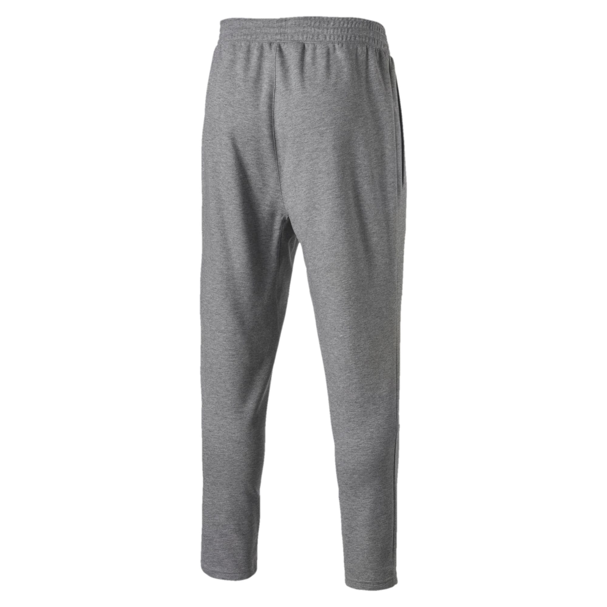 Thumbnail 5 of Knitted Men's Training Pants, Charcoal Gray Heather, medium-IND