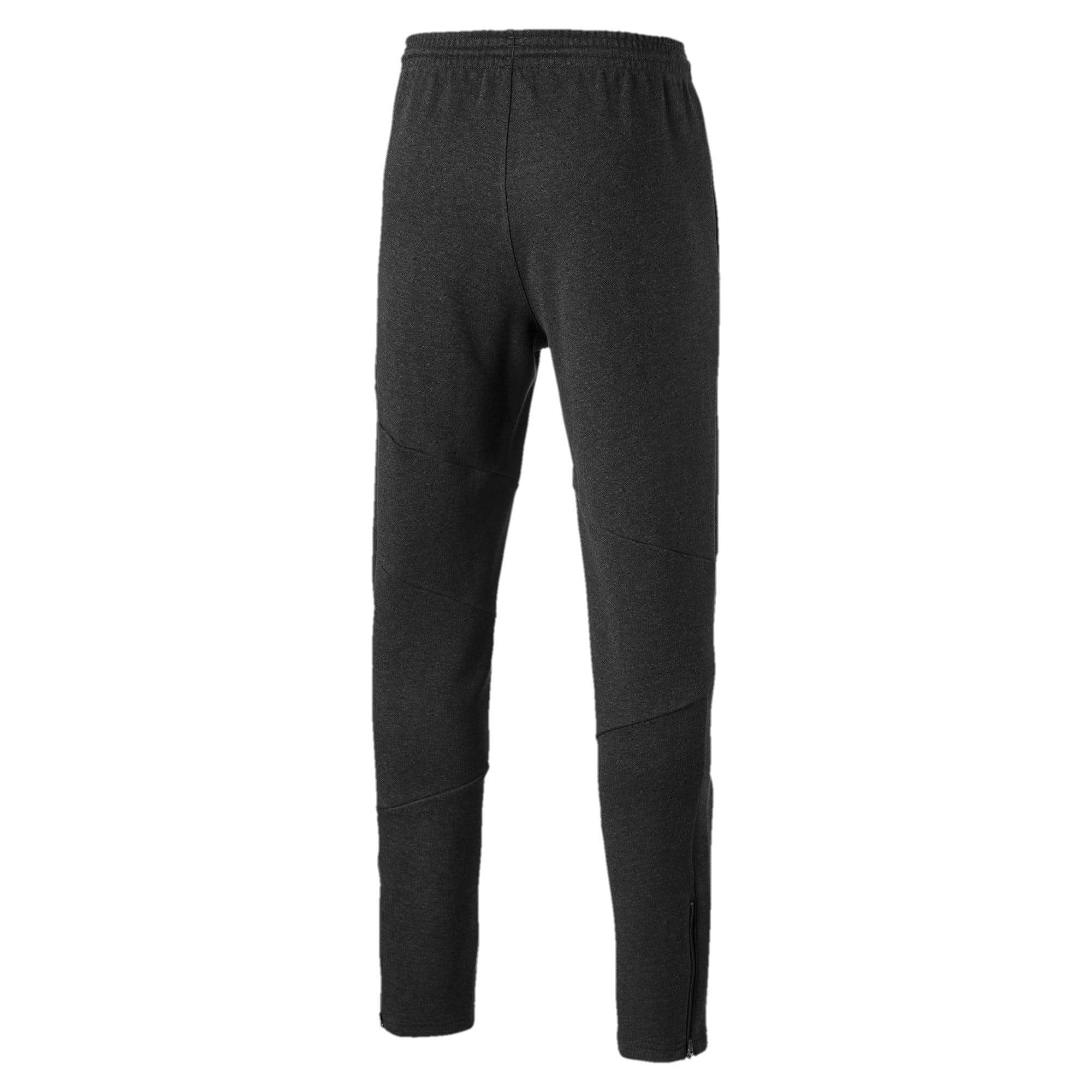 Thumbnail 5 of BND Tech Knitted Men's Training Pants, Puma Black Heather, medium-IND