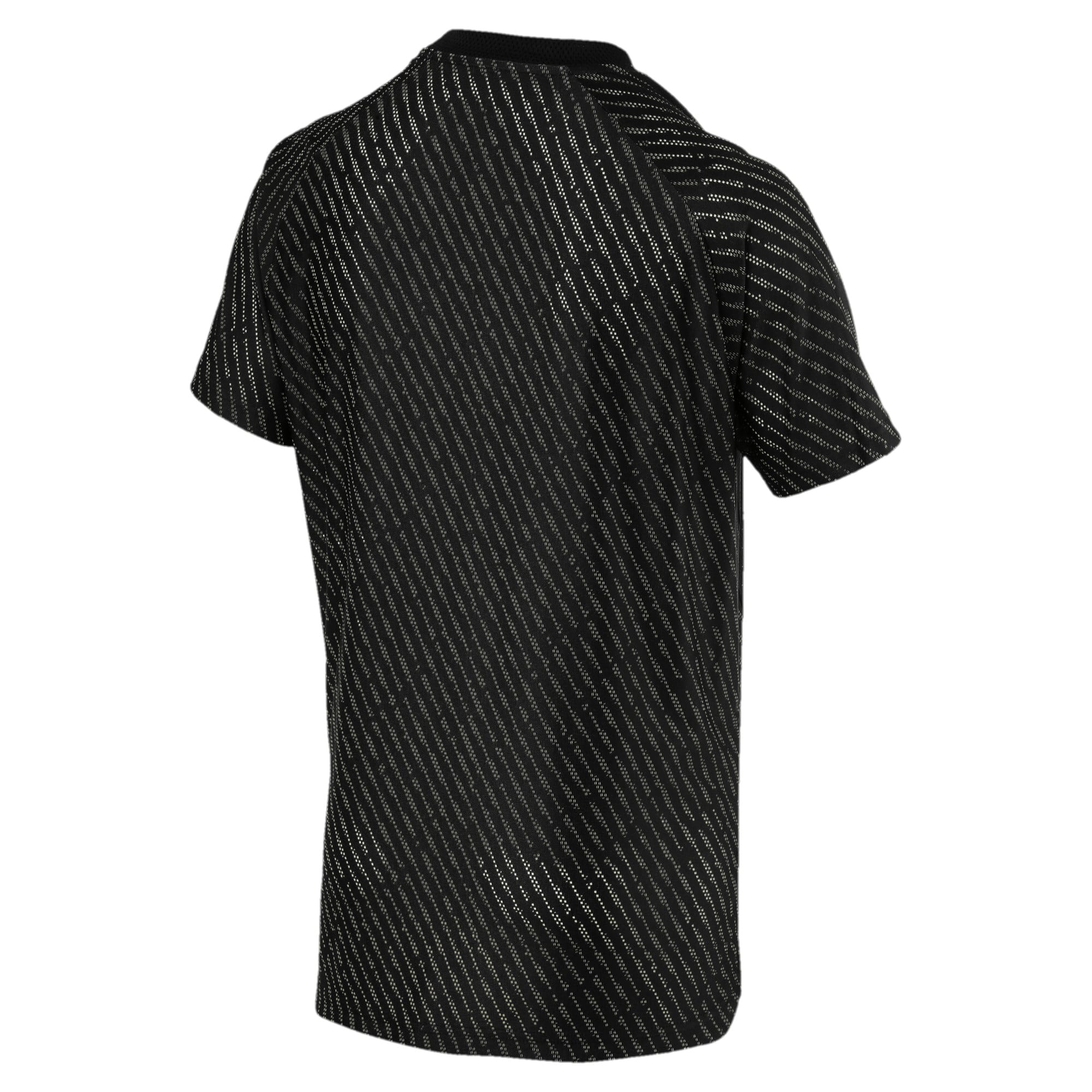 Thumbnail 5 of VENT Men's Training Tee, Puma Black, medium