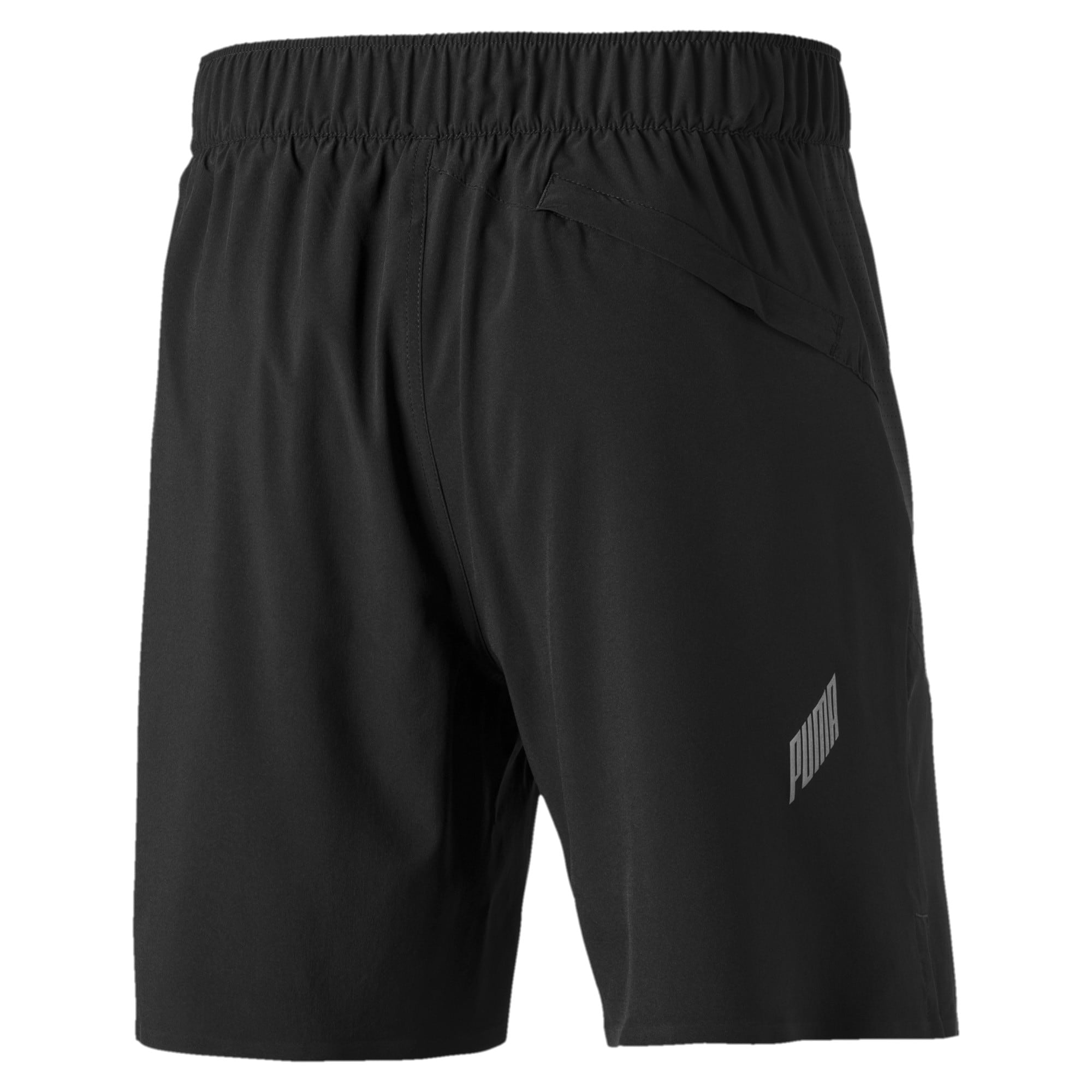Thumbnail 5 of PACE Breeze Men's Shorts, Puma Black, medium