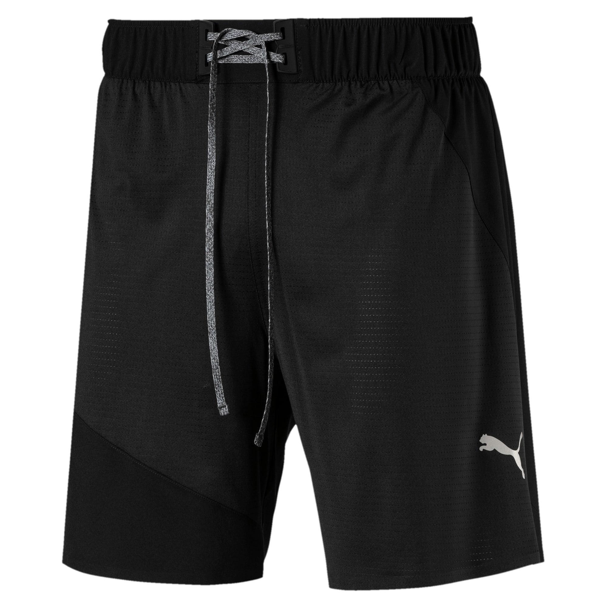 Thumbnail 4 of PACE Breeze Men's Shorts, Puma Black, medium