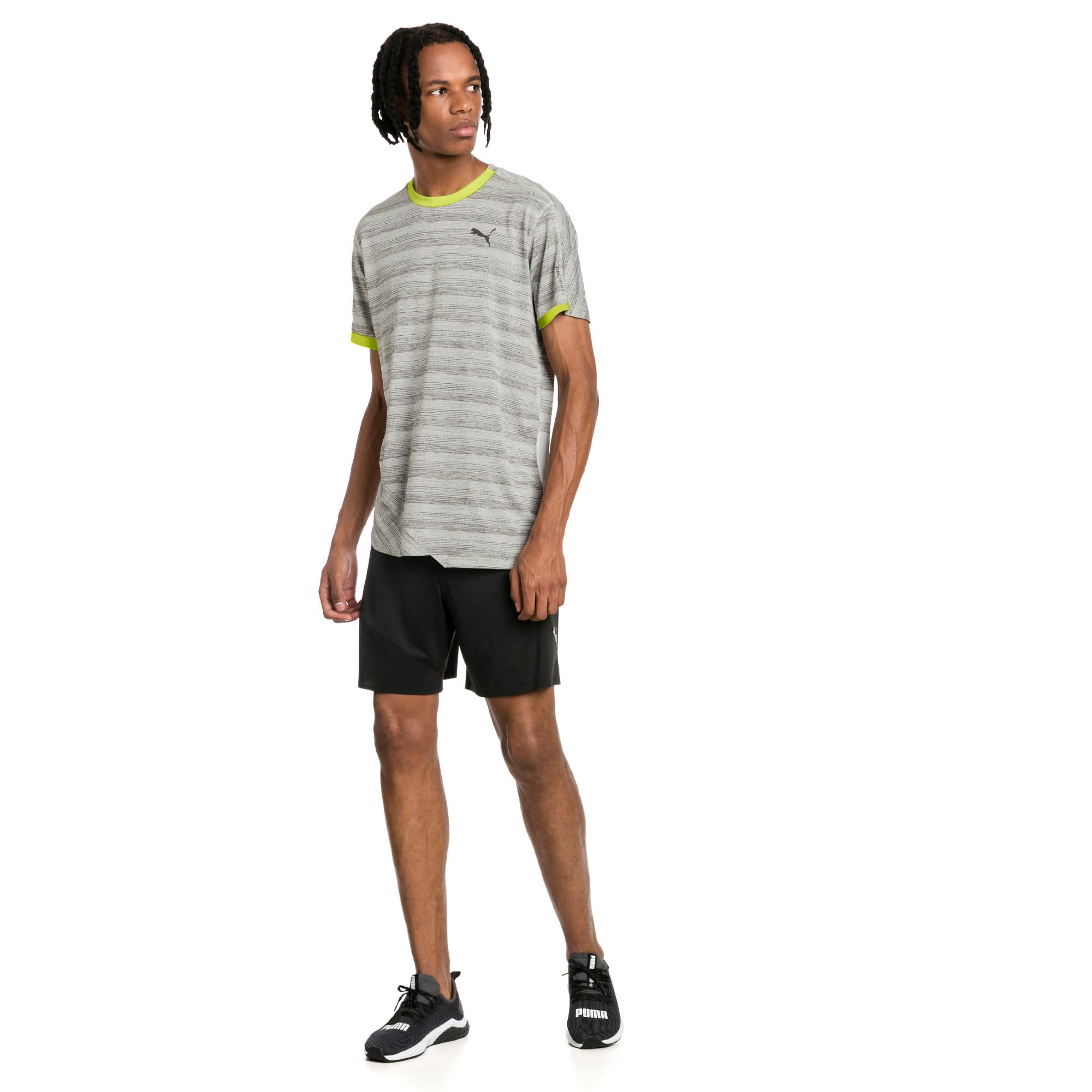 Thumbnail 3 of PACE Breeze Men's Shorts, Puma Black, medium
