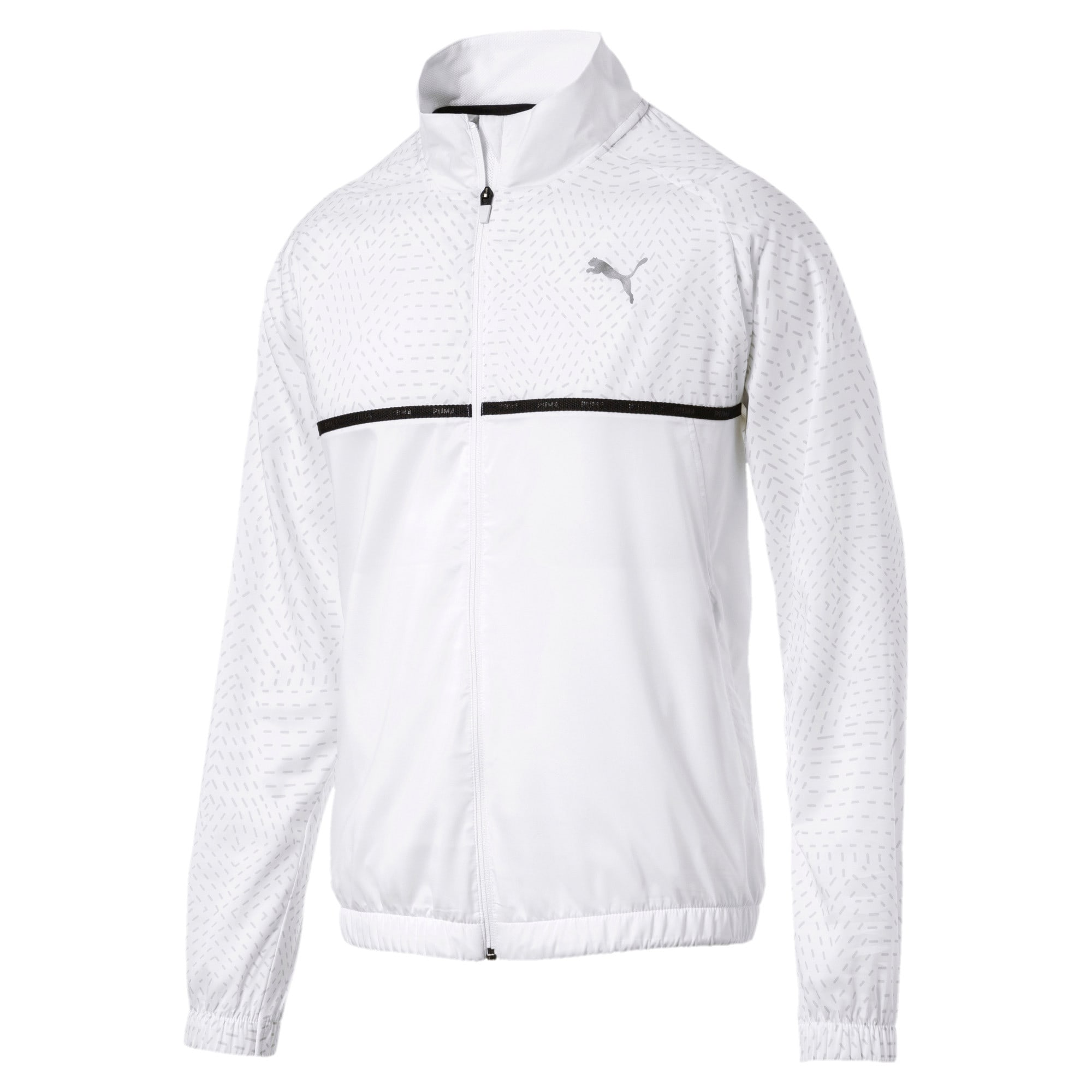 Thumbnail 1 of Energy Woven Herren Sweatjacke, Puma White, medium