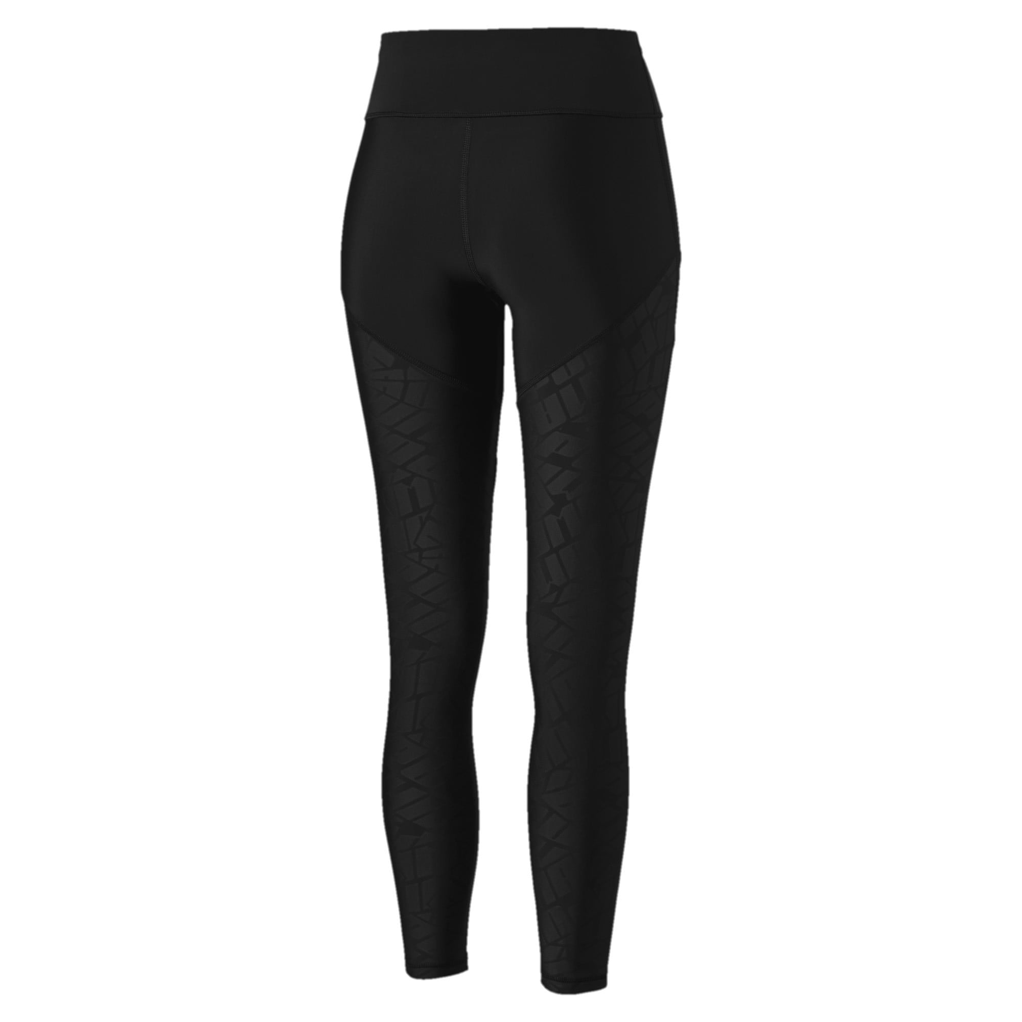 Thumbnail 5 of Pantalon de sport Show Off Training pour femme, Puma Black-AOP, medium
