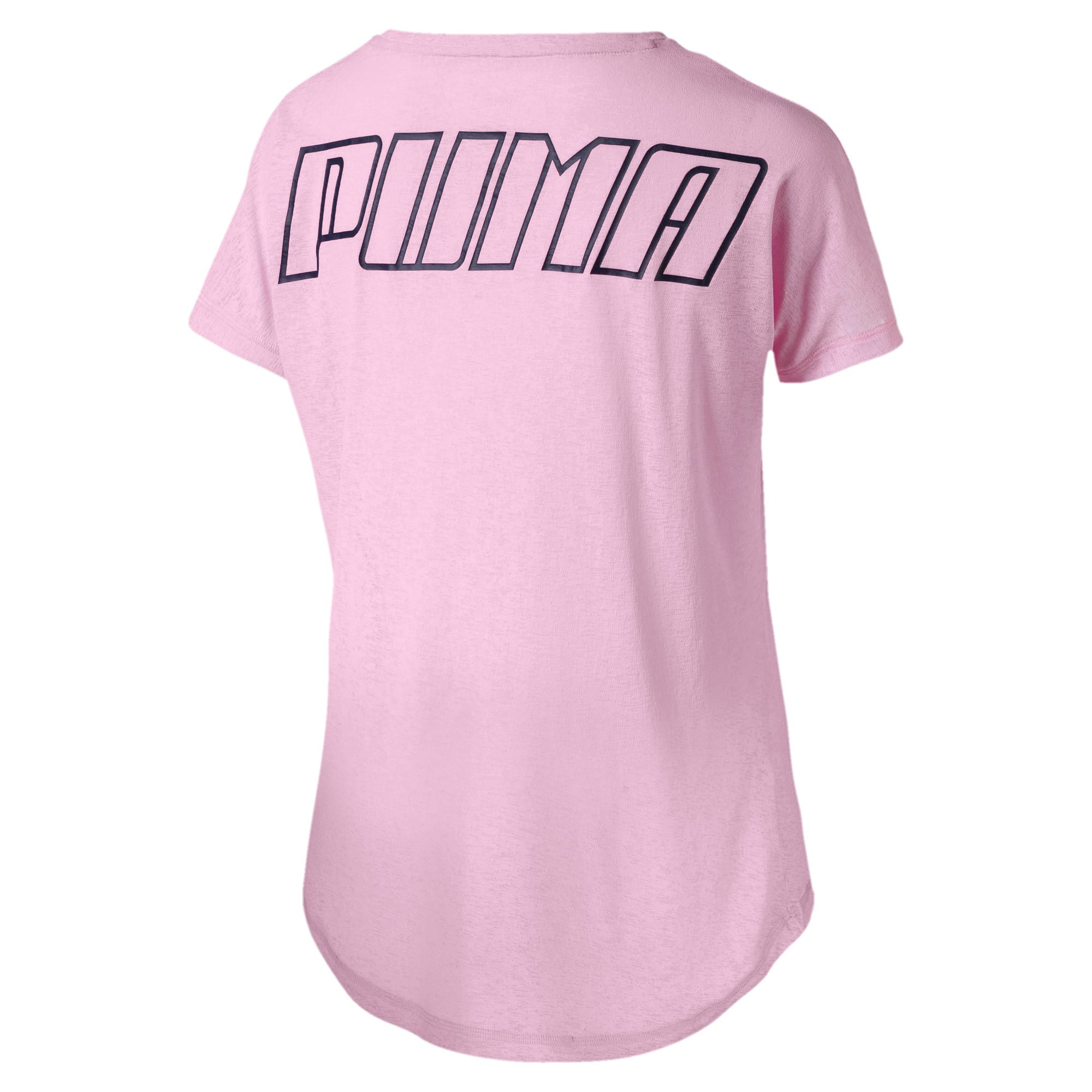 Thumbnail 4 of Bold Women's Tee, Pale Pink, medium-IND