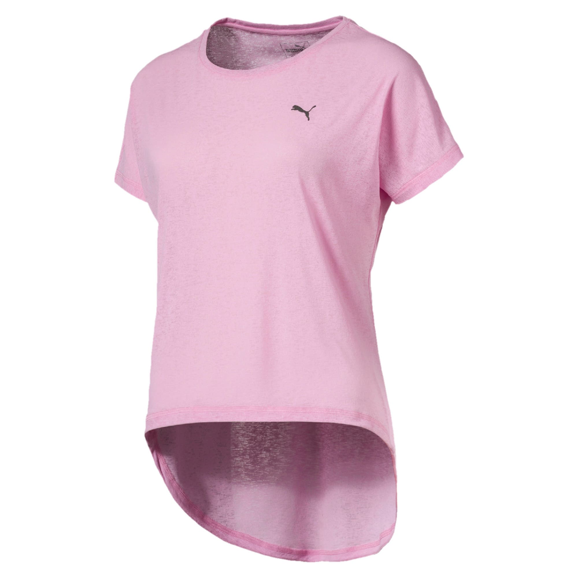 Thumbnail 3 of Bold Women's Tee, Pale Pink, medium-IND