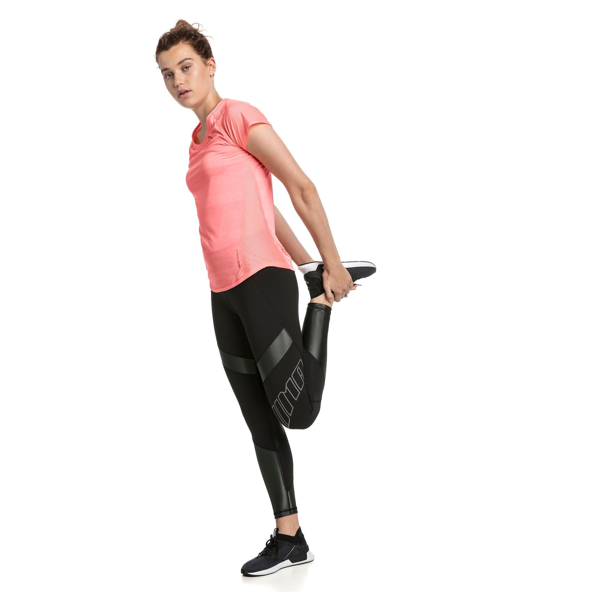 Thumbnail 3 of Elite Women's Running Leggings, Puma Black, medium-IND