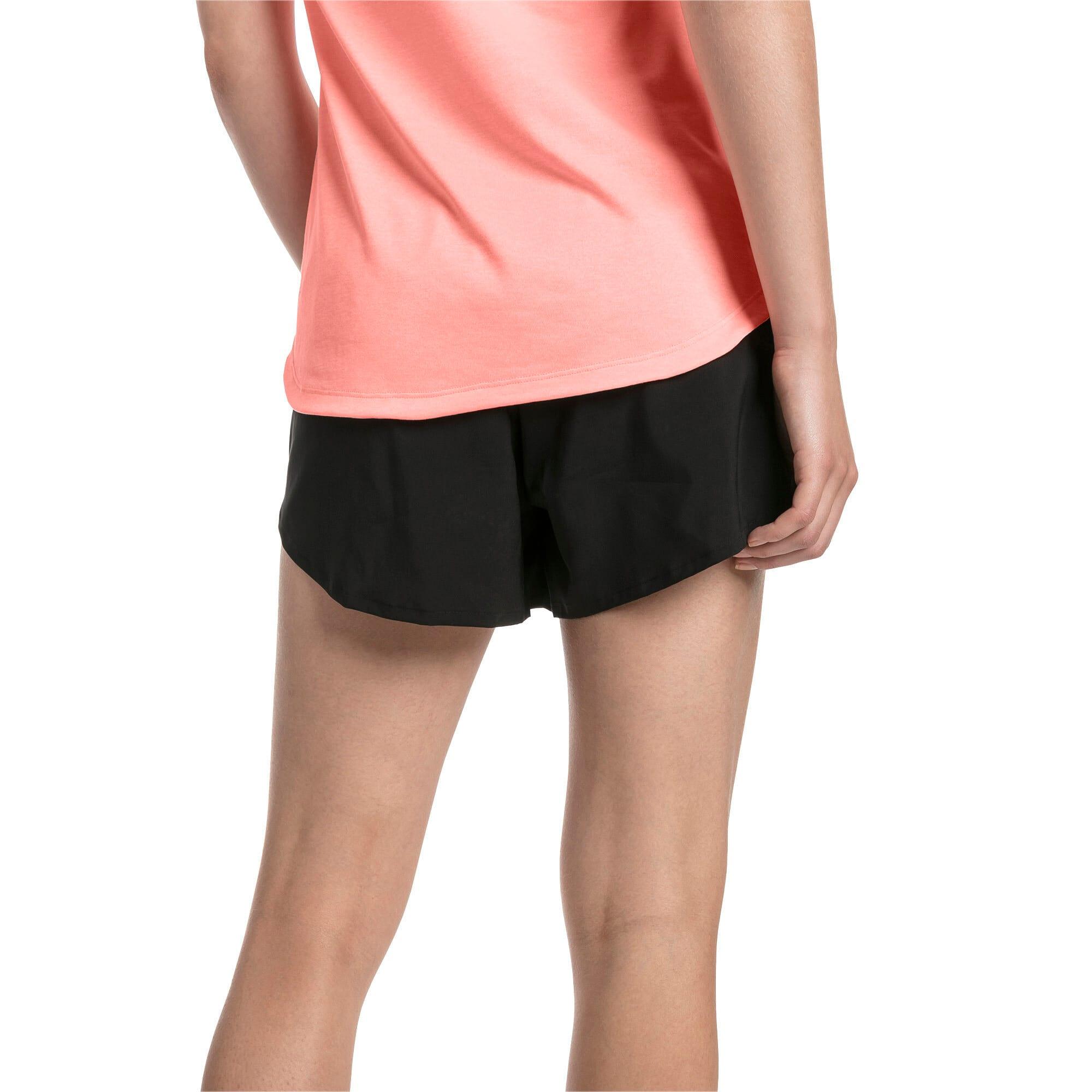 "Thumbnail 2 of Ignite 3"" Women's Shorts, Puma Black, medium"