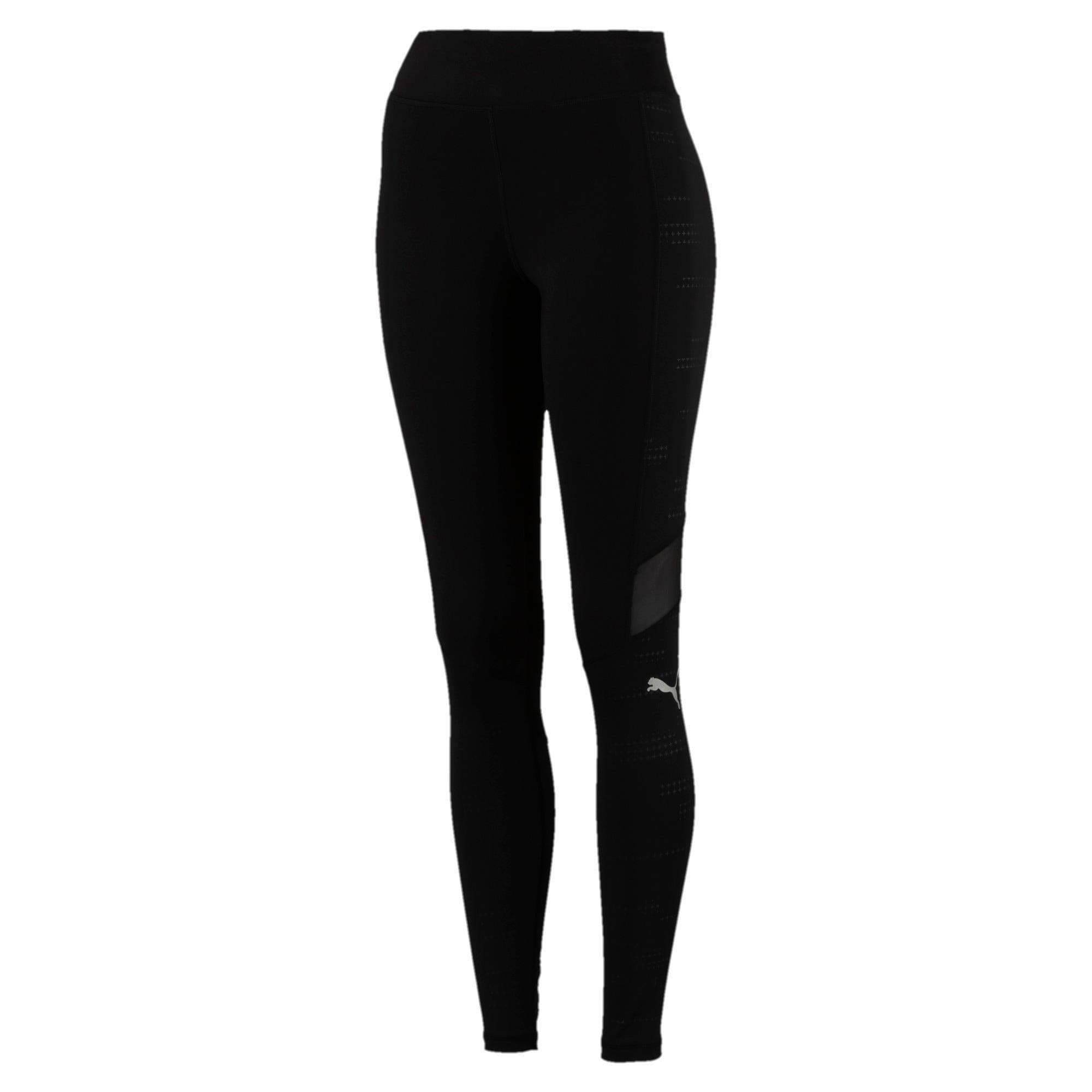 Thumbnail 4 of Ignite Women's Running Leggings, Puma Black, medium-IND