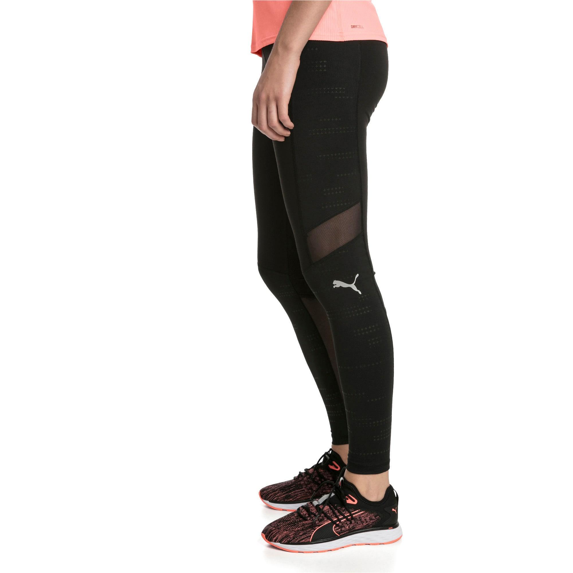 Thumbnail 1 of Ignite Women's Running Leggings, Puma Black, medium-IND
