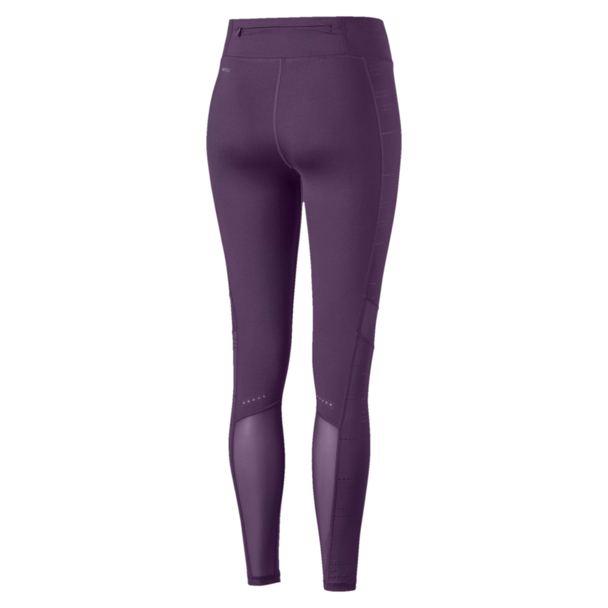 Thumbnail 3 of Ignite Women's Running Leggings, Indigo, medium-IND