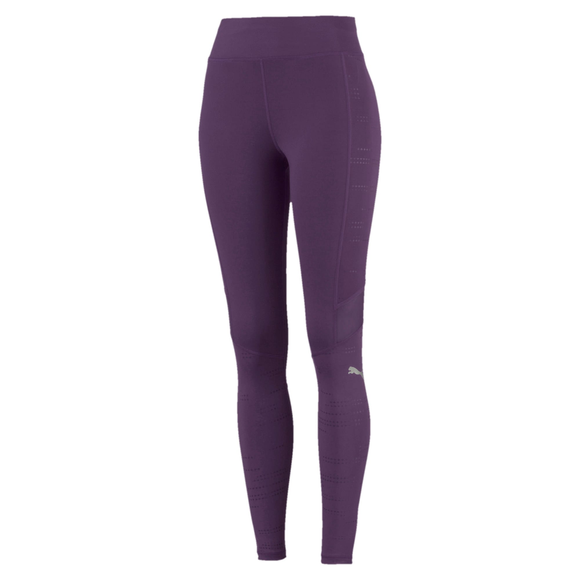 Thumbnail 5 of Ignite Women's Running Leggings, Indigo, medium-IND
