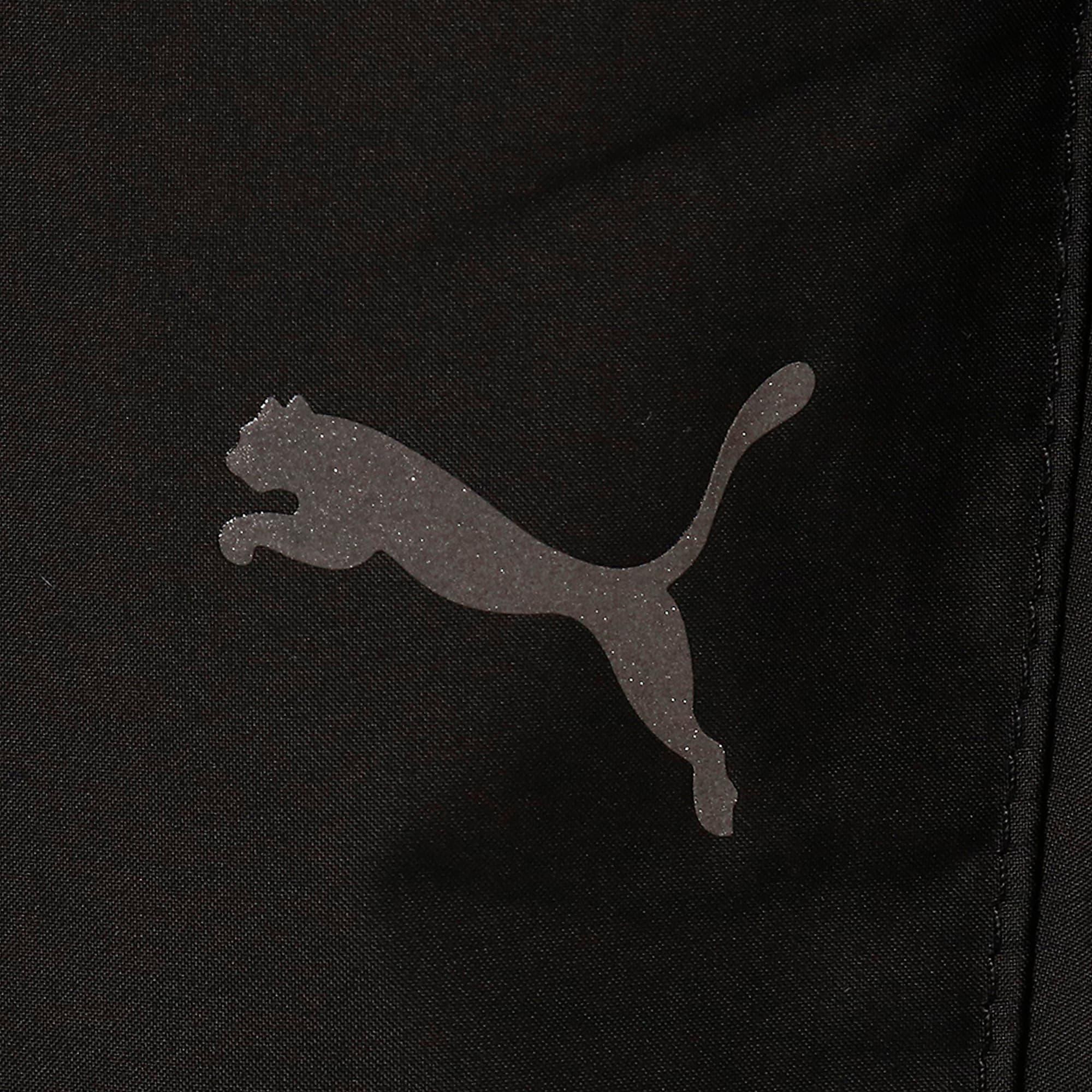 Thumbnail 3 of 3/4 ウーブンパンツ, Puma Black, medium-JPN