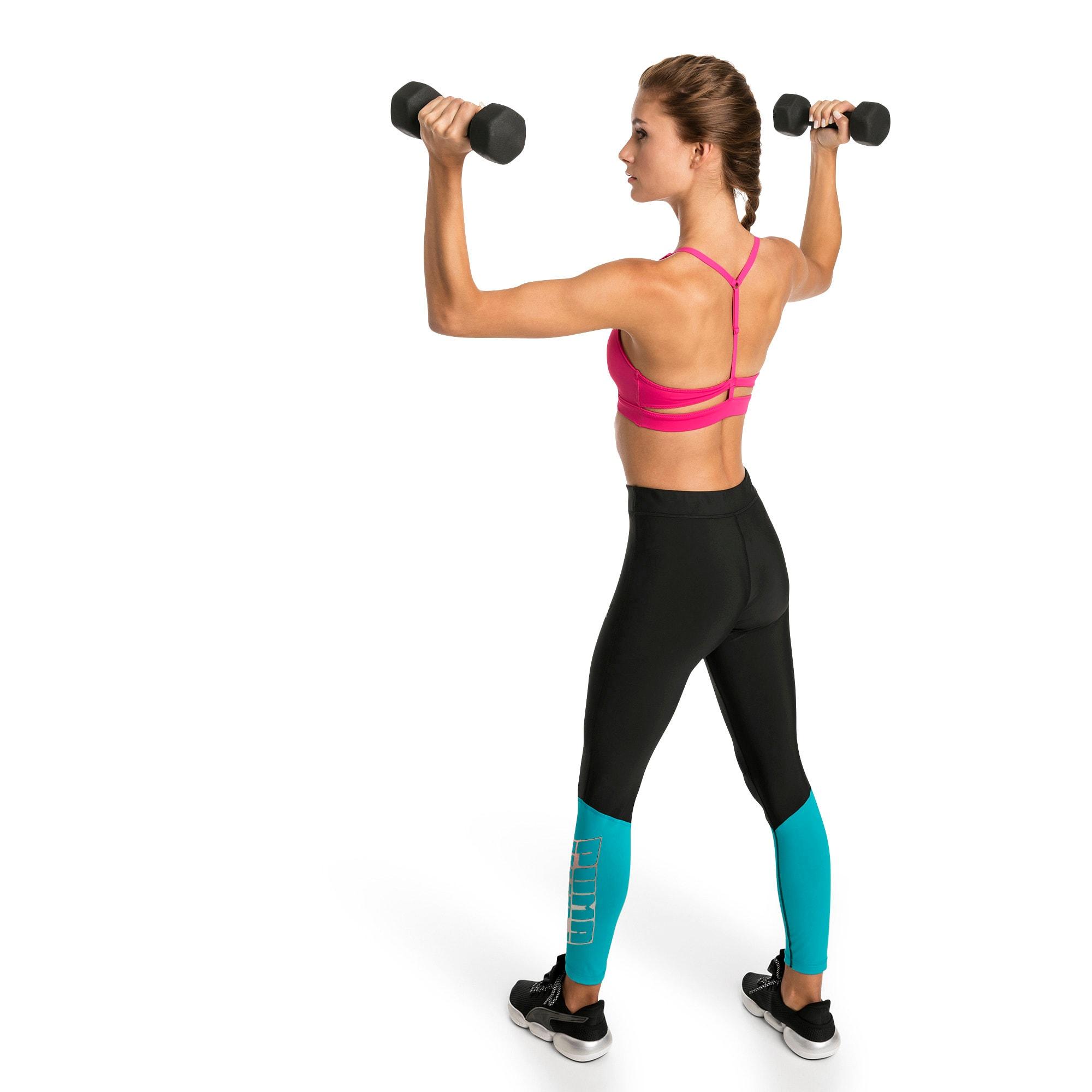 Thumbnail 3 of SpotLite Women's Low Impact Sports Bra, Fuchsia Purple, medium