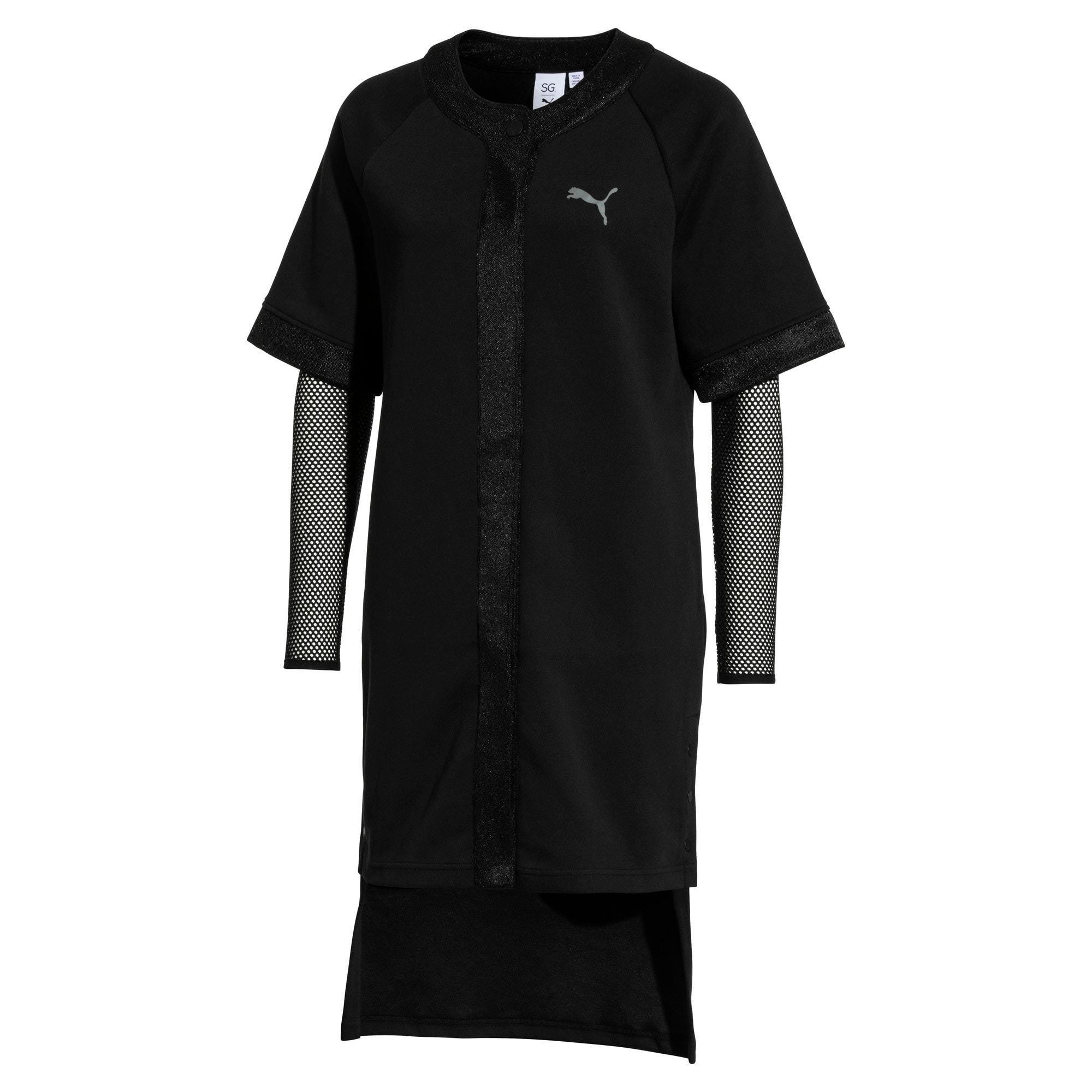 Thumbnail 6 of SG x PUMA Dress, Puma Black, medium