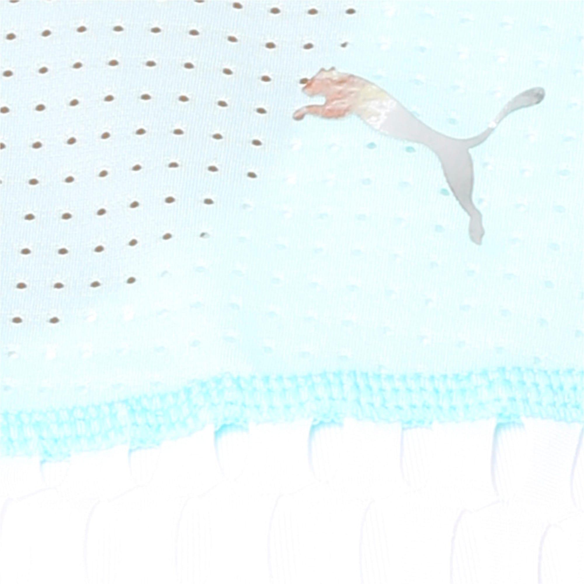 Thumbnail 6 of Cosmic Trailblazer Women's Tank Top, Fair Aqua-Puma White, medium-IND