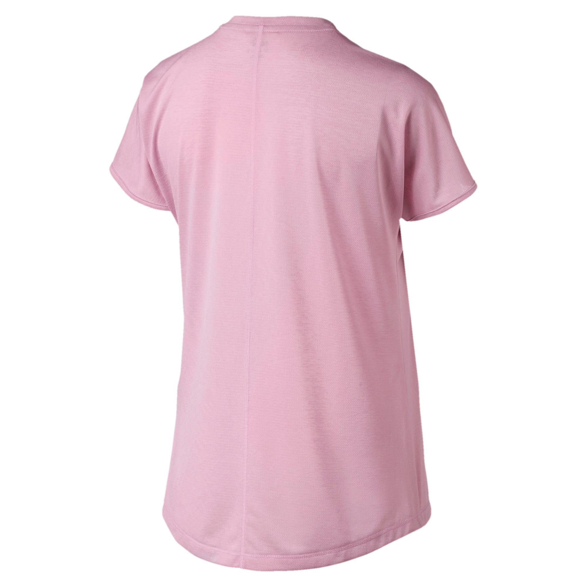 Thumbnail 4 of Explosive CAT Short Sleeve Women's Training Tee, Pale Pink, medium-IND