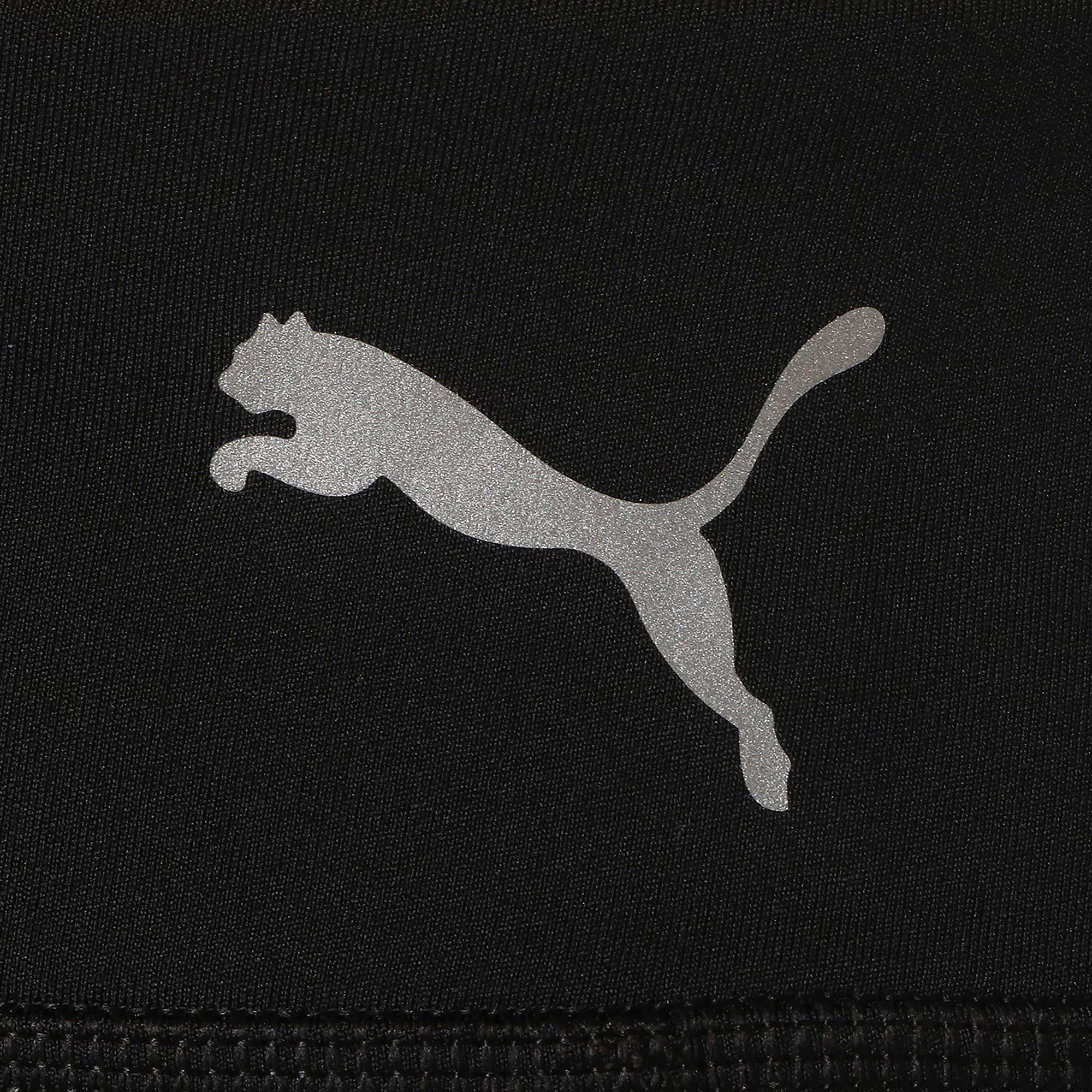 Thumbnail 7 of エリート スピード ウィメンズ タイツ, Puma Black-Fair Aqua, medium-JPN