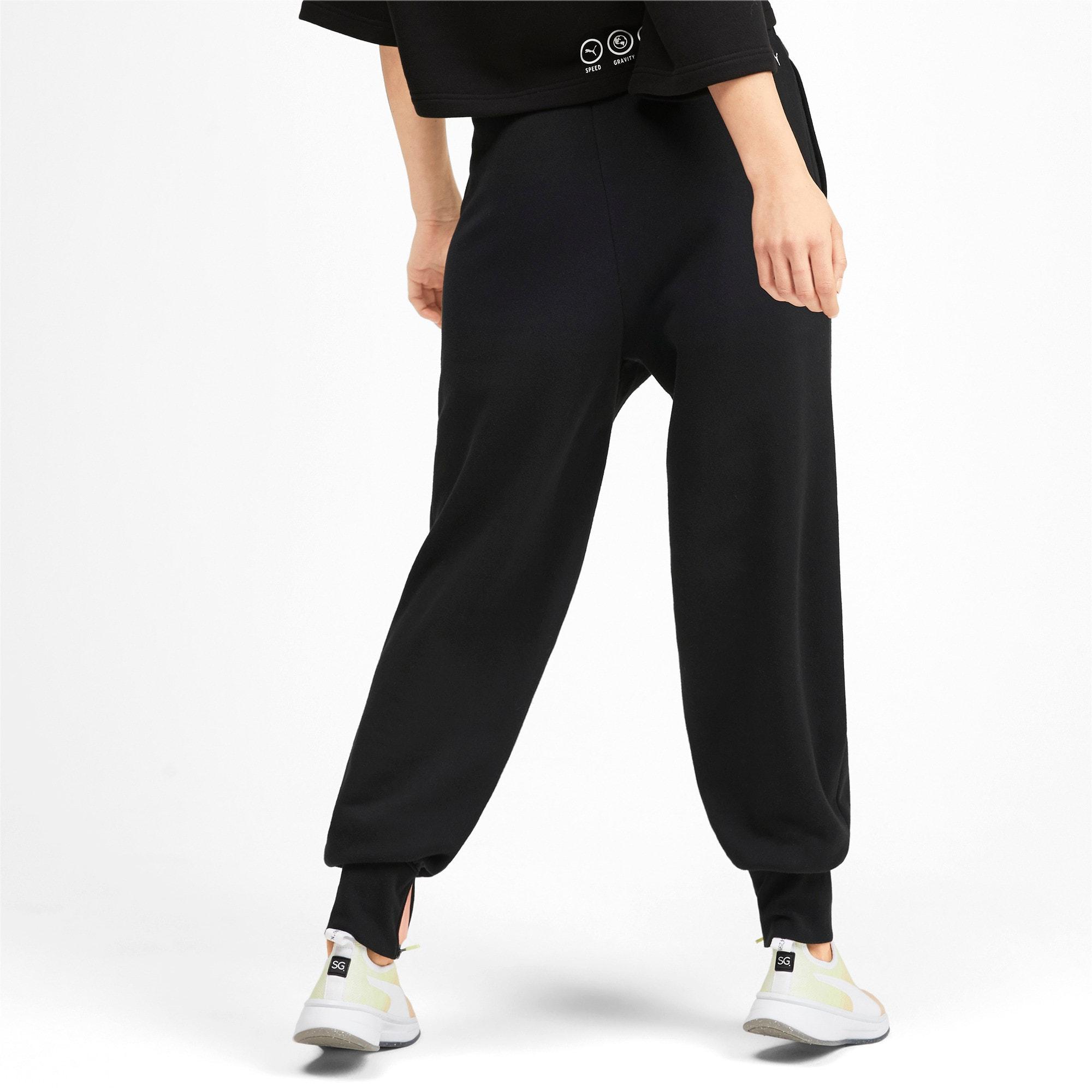 Thumbnail 2 of PUMA x SELENA GOMEZ Women's Sweatpants, Puma Black, medium